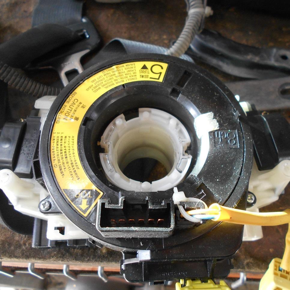 LEXUS IS200/IS300, Airbag Module/Sensor, IS200, CLOCKSPRING, 2.0, 1G-FE, 08/01-10/05