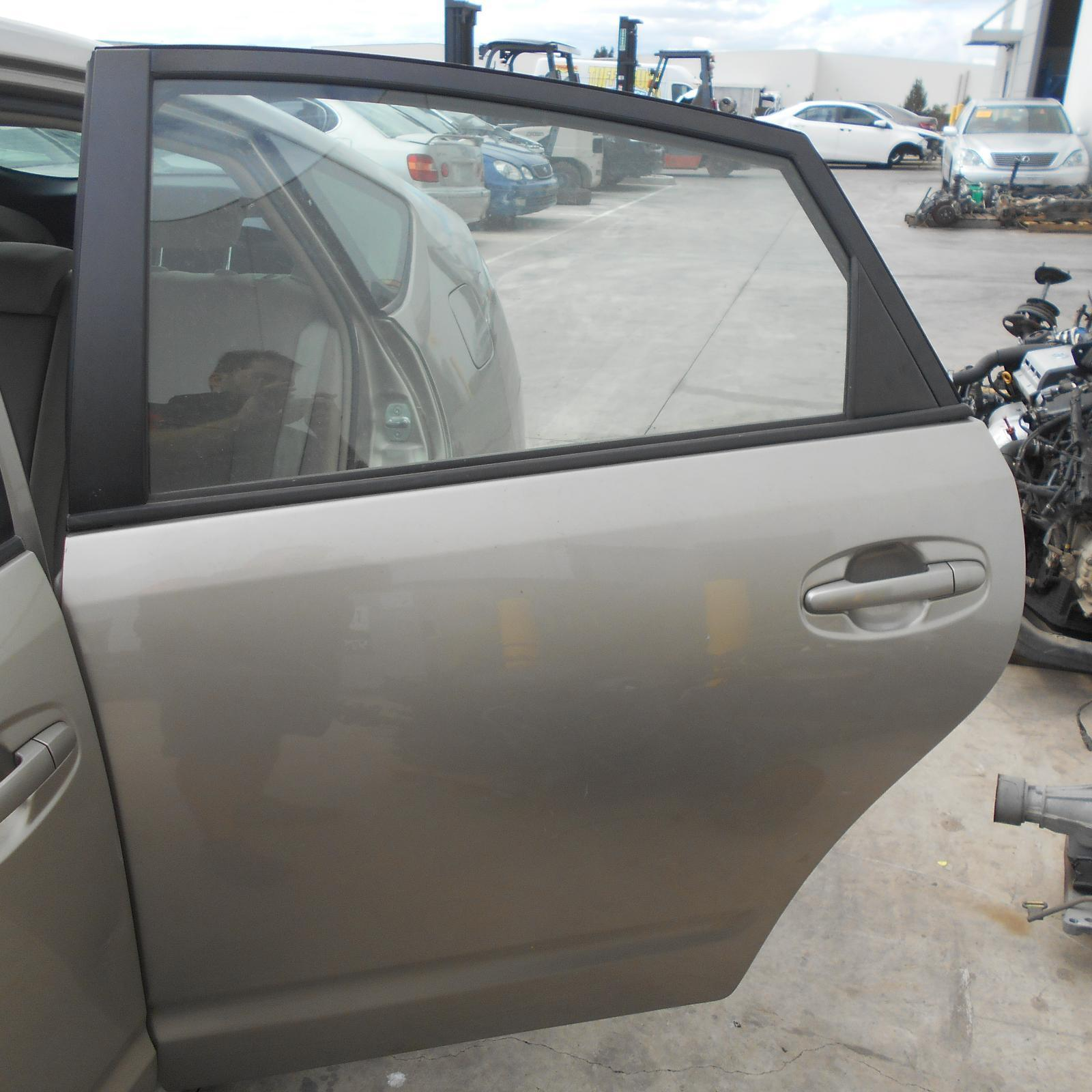 TOYOTA PRIUS, Left Rear Door/Sliding, NHW20R, 10/03-05/09