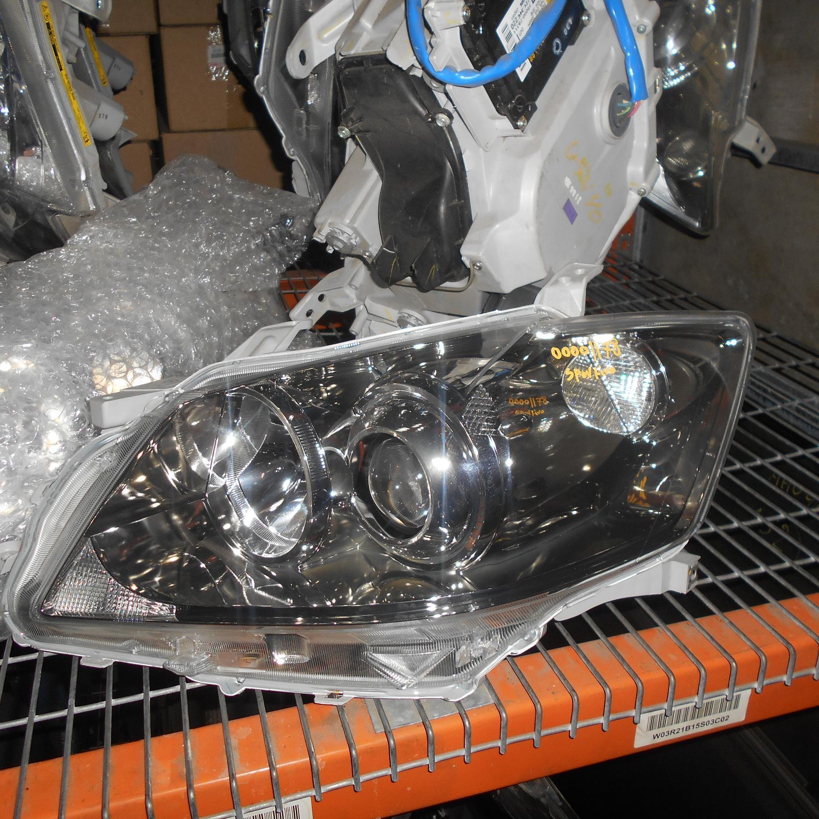 TOYOTA AURION, Left Headlamp, GSV40R, SPORTIVO/TRD, 10/06-08/09