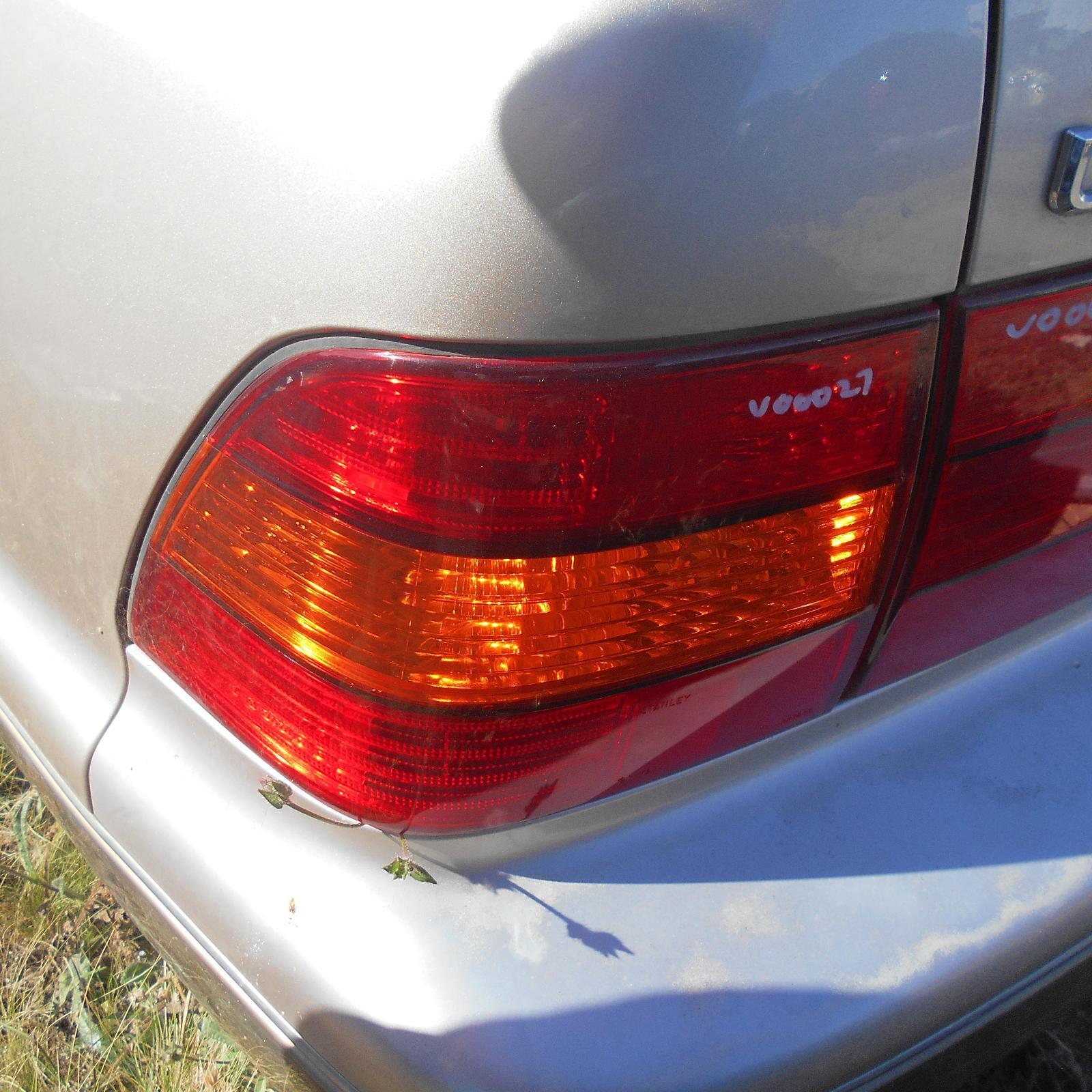 LEXUS LS400, Left Taillight, 12/97-11/00