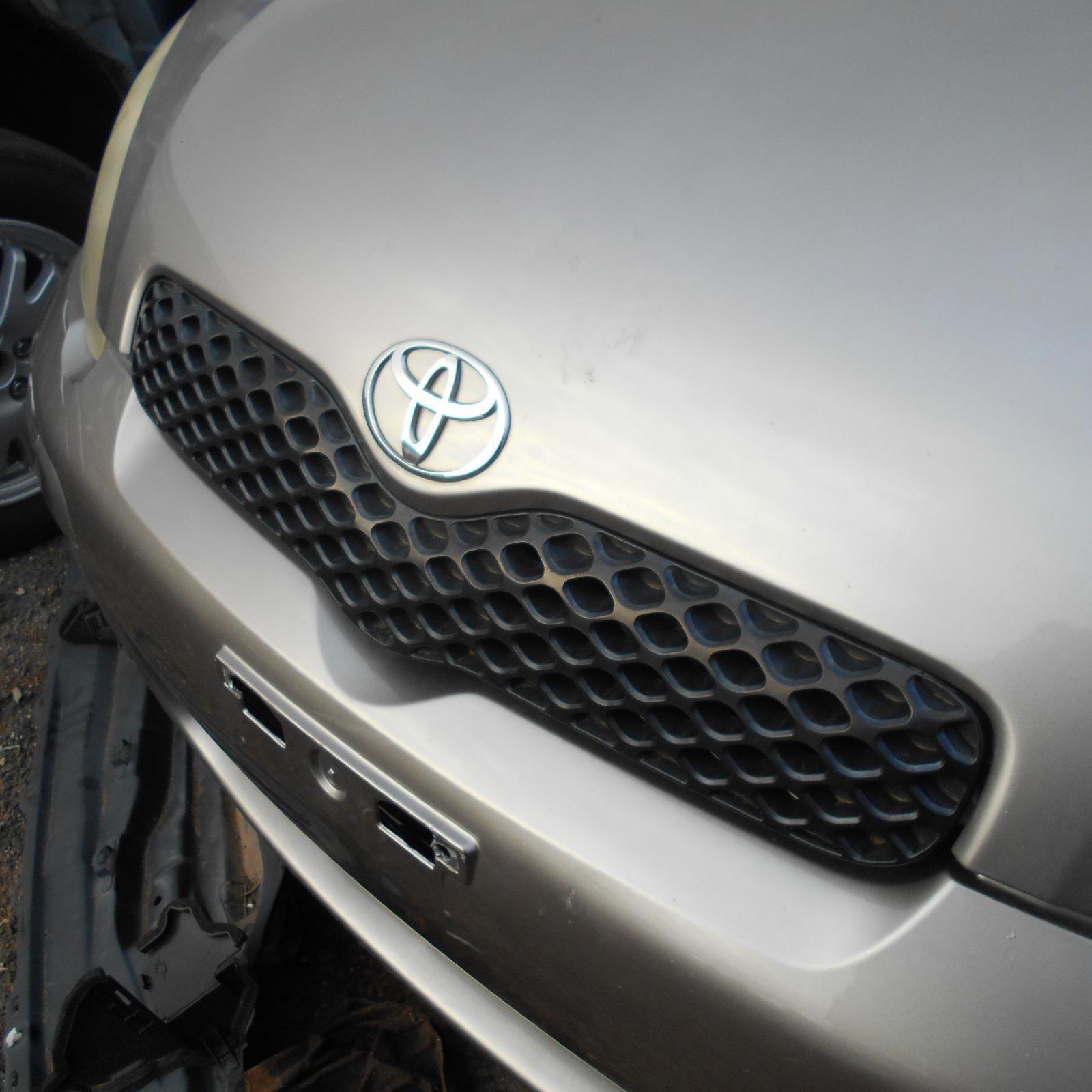 TOYOTA ECHO, Grille, RADIATOR GRILLE, HATCH, BLACK, 10/02-09/05