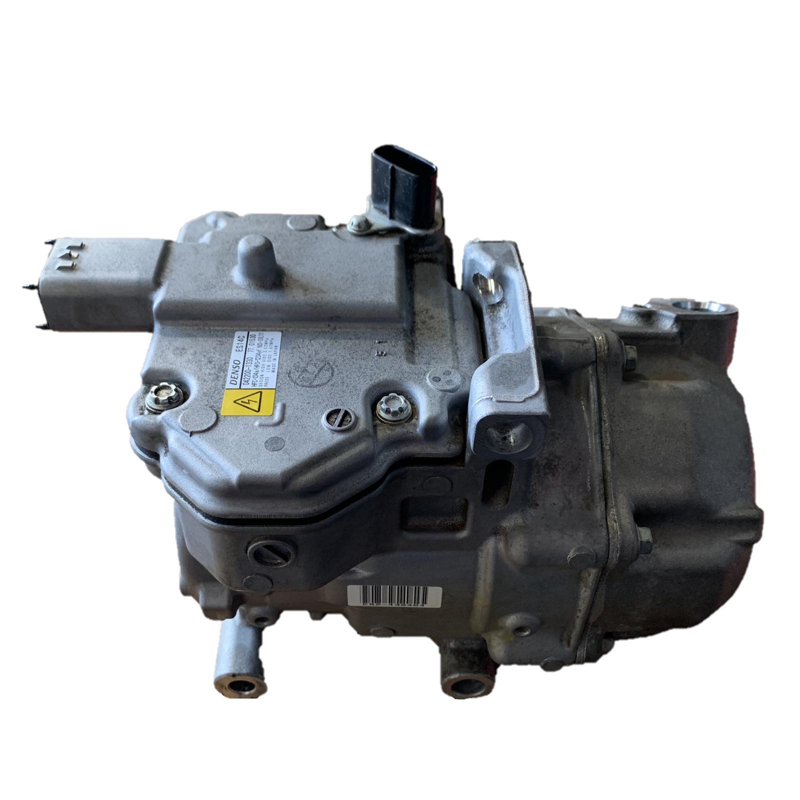 TOYOTA COROLLA, A/C Compressor, ZWE186R, 1.8, 2ZR-FXE, PETROL, HYBRID, 06/16-06/18