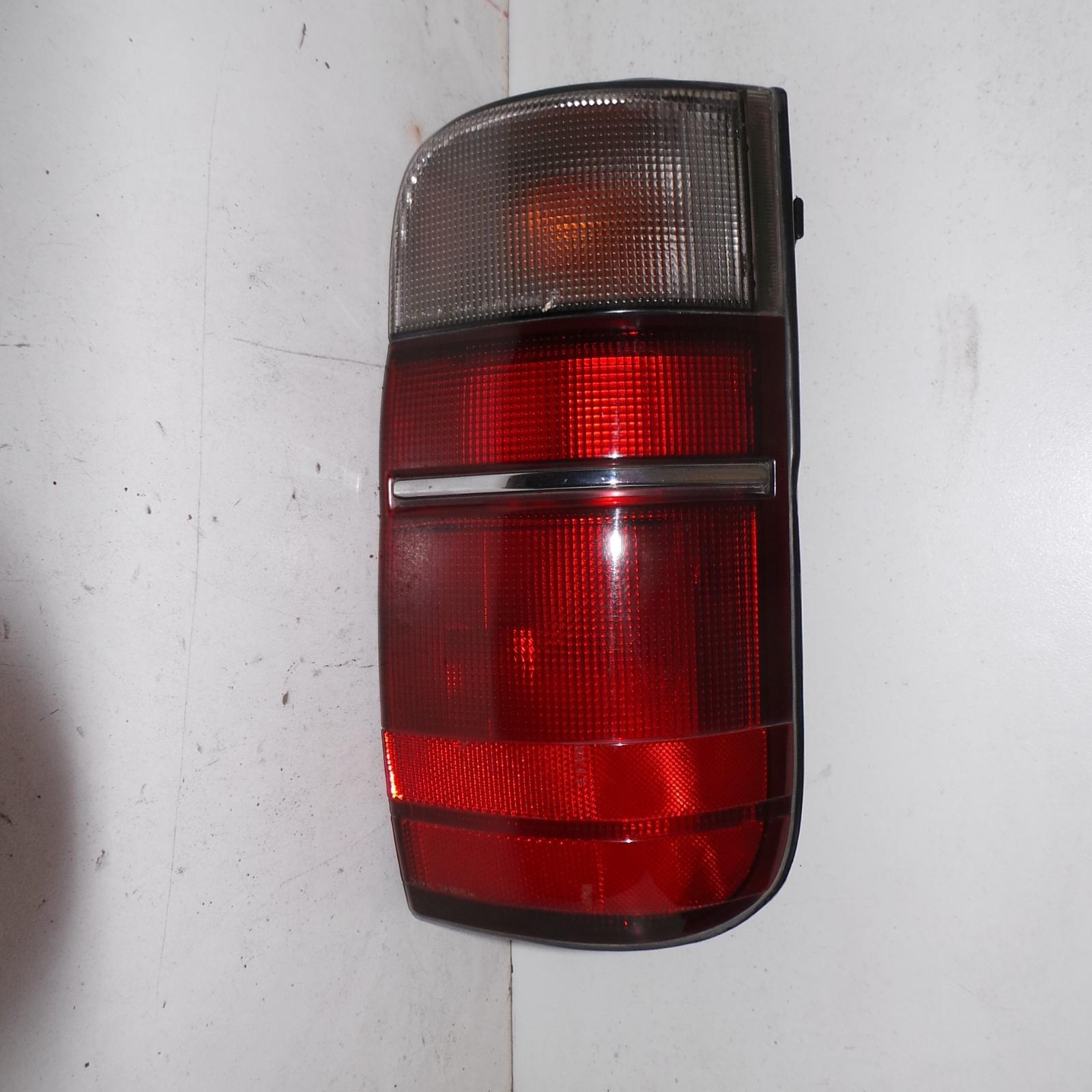 TOYOTA HIACE, Right Taillight, KZH#, SUPER CUSTOM, LENS# 26-46, 94-97 (NZ ONLY)
