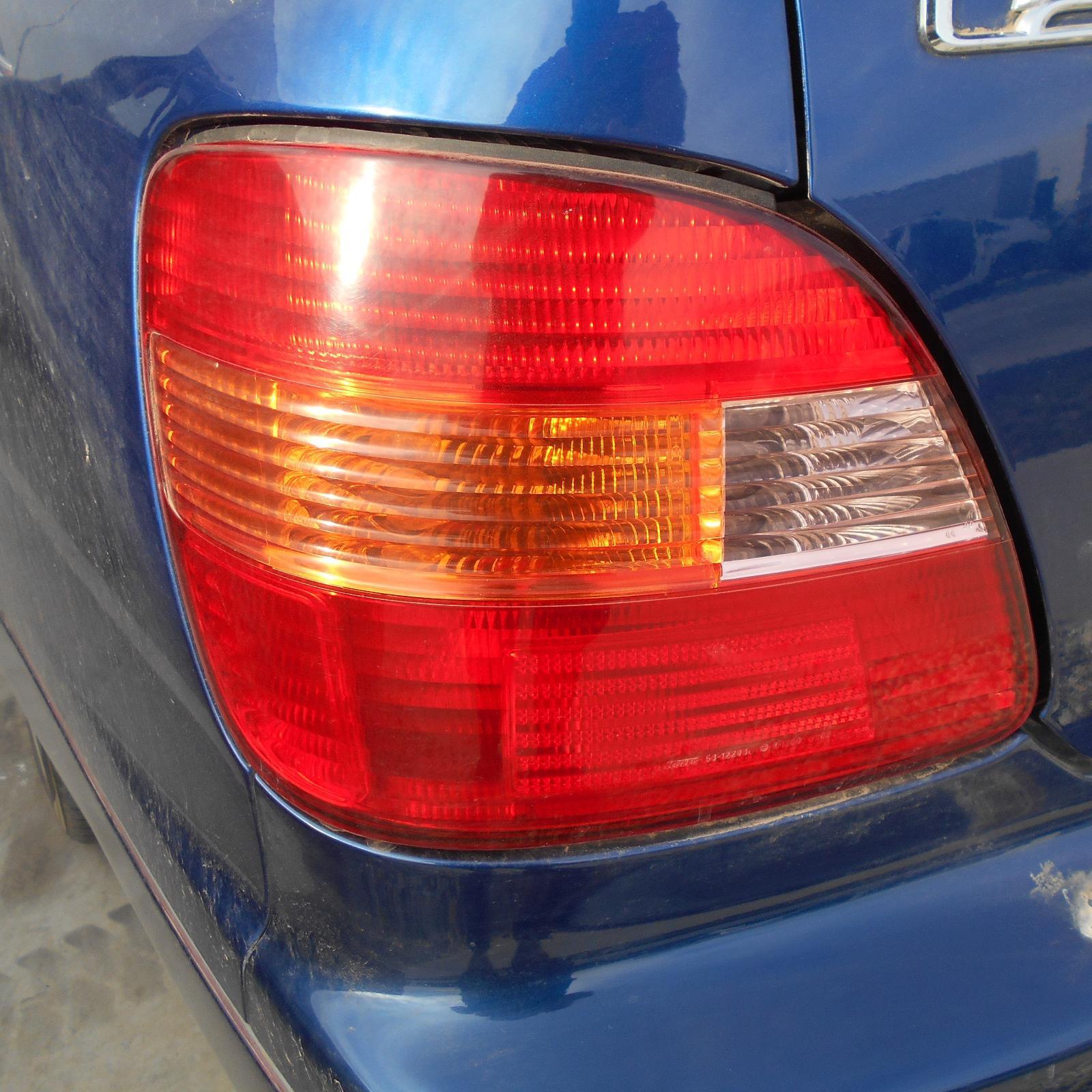 LEXUS GS, Left Taillight, 10/97-09/00