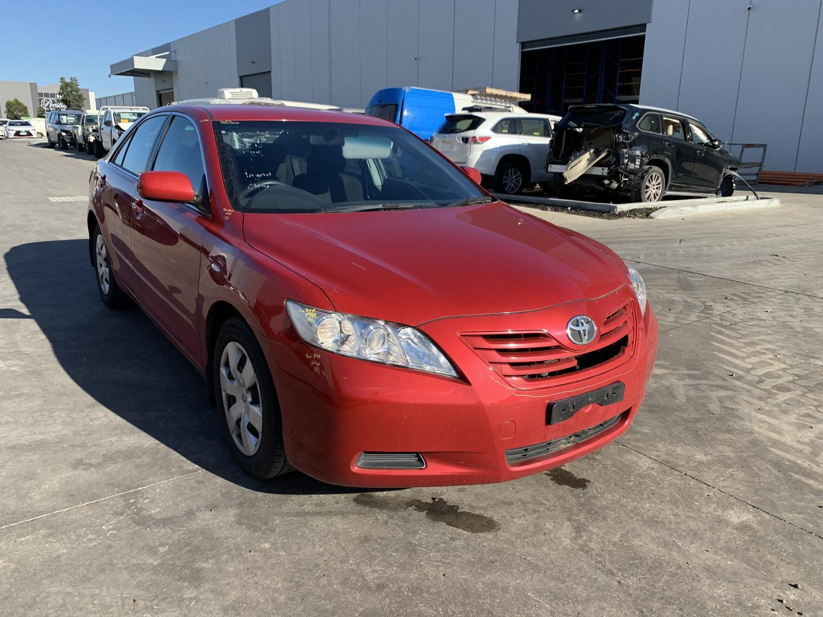 Toyota CAMRY ACV40R Altise 2AZ-FE 2.4L Engine Automatic FWD Transmission 06/06 - 11/11