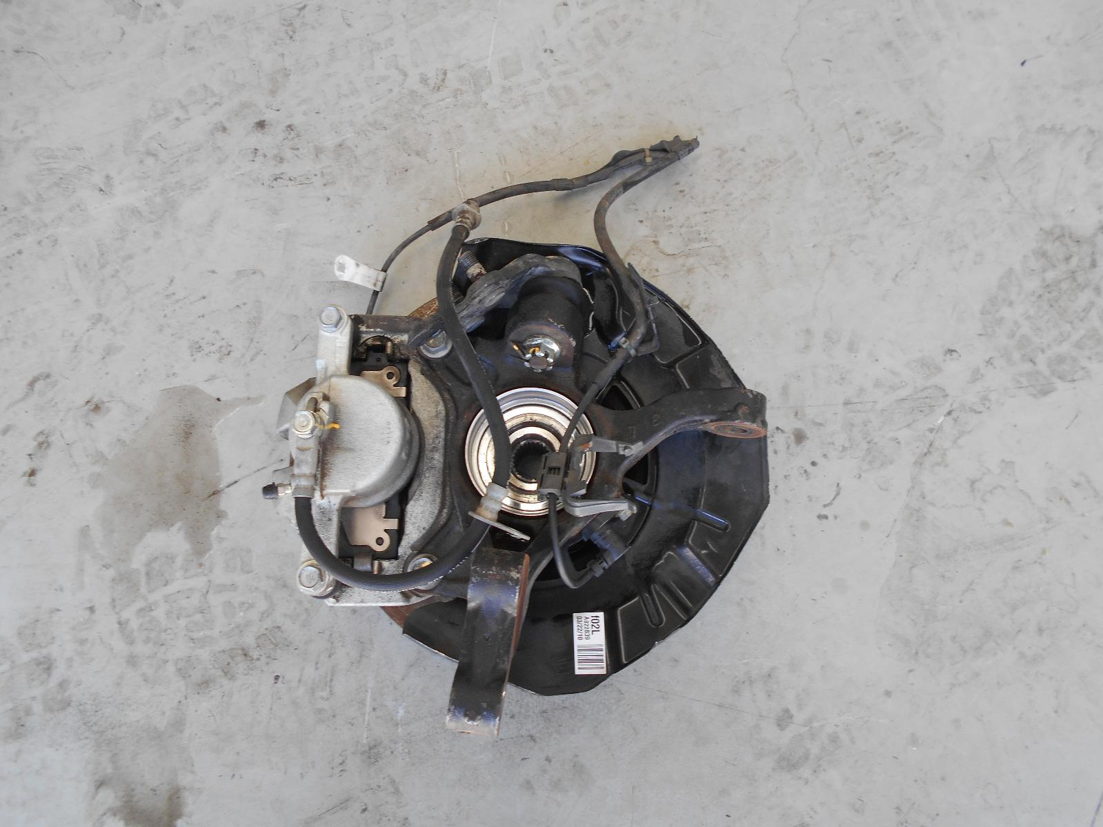 TOYOTA CAMRY, Left Front Hub Assembly, AHV40, HYBRID, 12/09-11/11