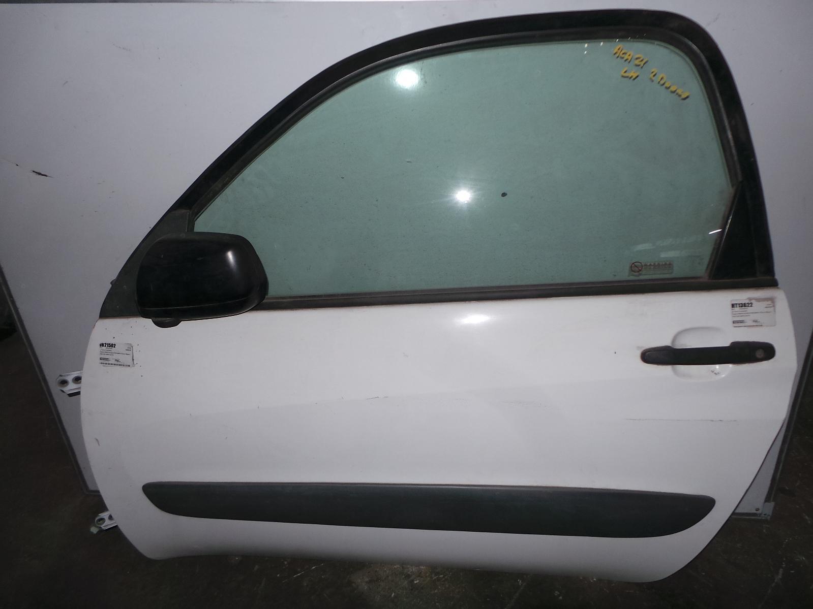 TOYOTA RAV4, Left Front Door, ACA2#R, 3DR, 07/00-10/05