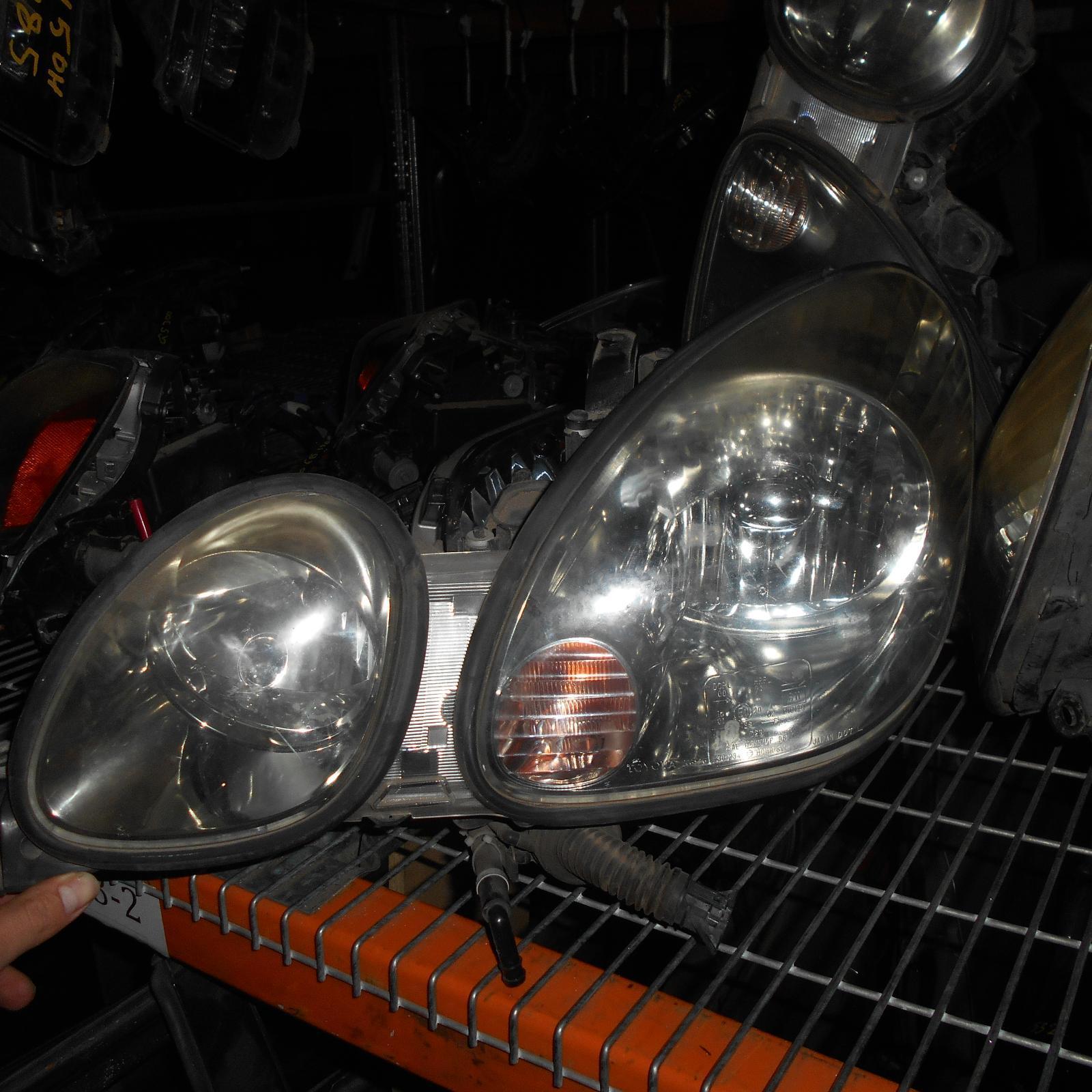 LEXUS GS, Left Headlamp, 10/98-09/00