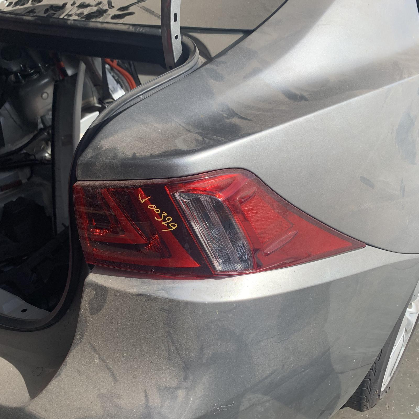 LEXUS IS, Right Taillight, IS200t/IS250/IS300H/IS350, XE30, 04/13-