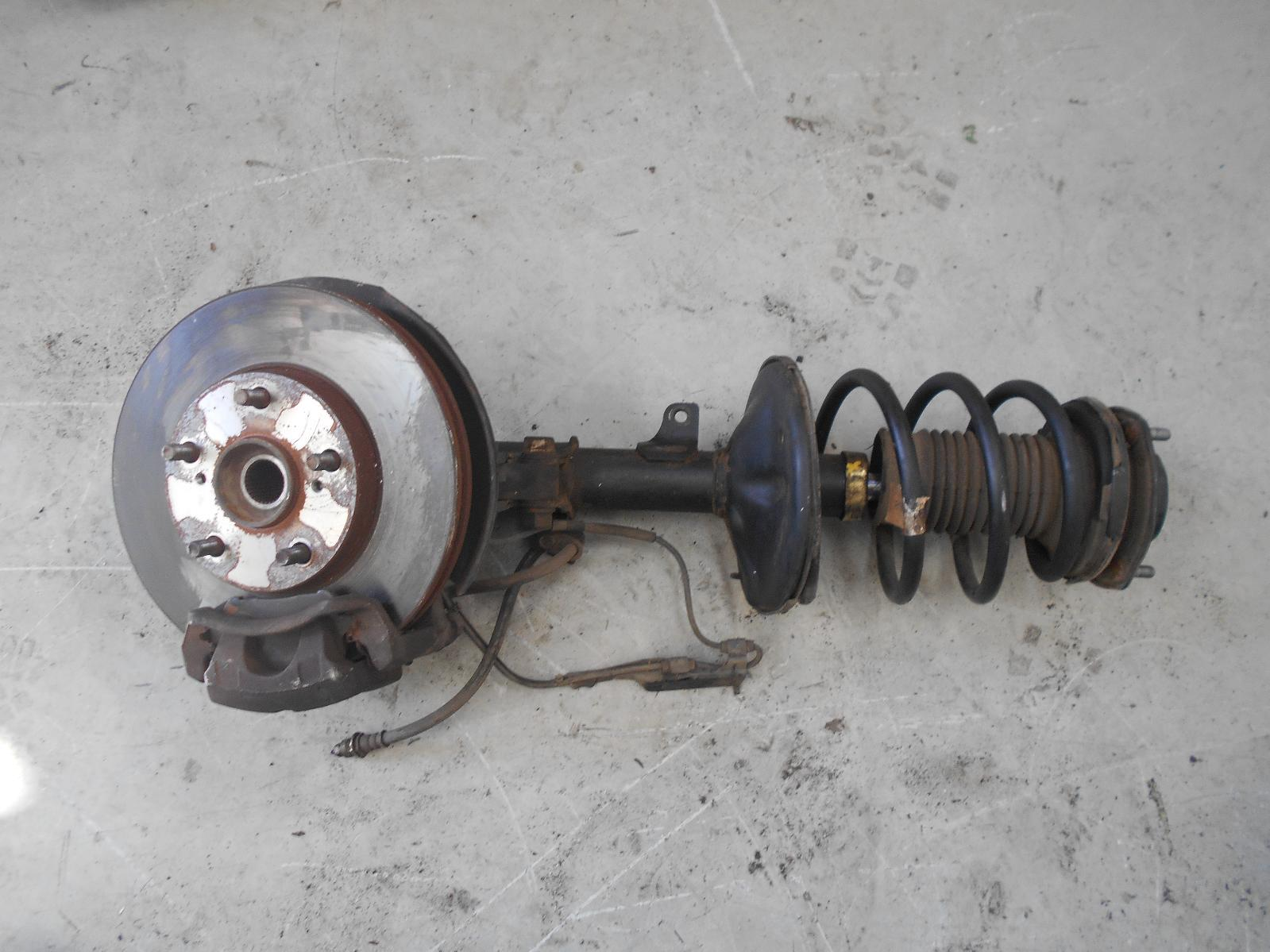 TOYOTA CAMRY, Right Front Strut, SK20, 2.2, 5S-FE, 4CYL, 09/00-08/02