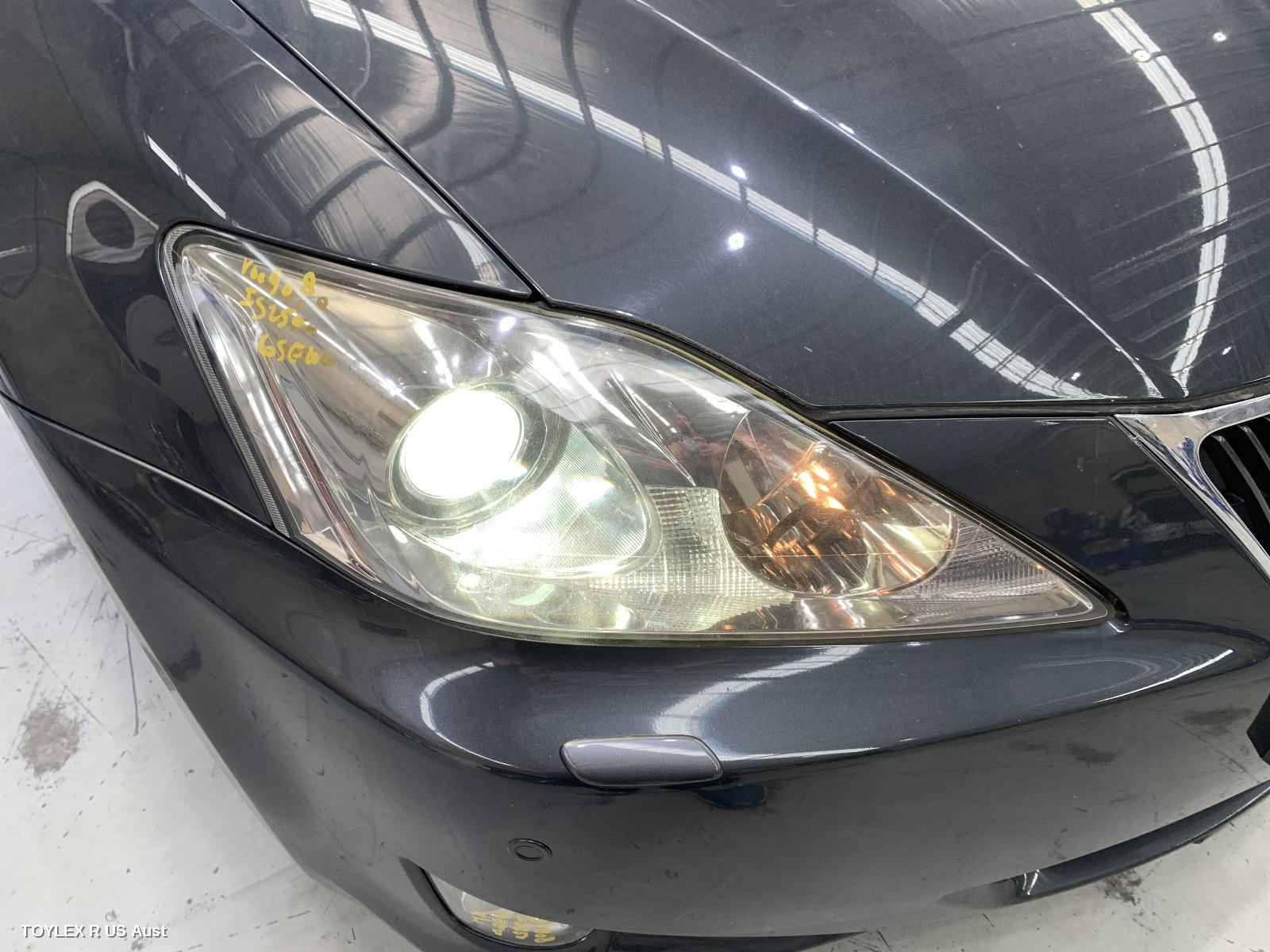 LEXUS IS250/IS250C, Right Headlamp, IS250, GSE20R, XENON TYPE, 11/05-09/10