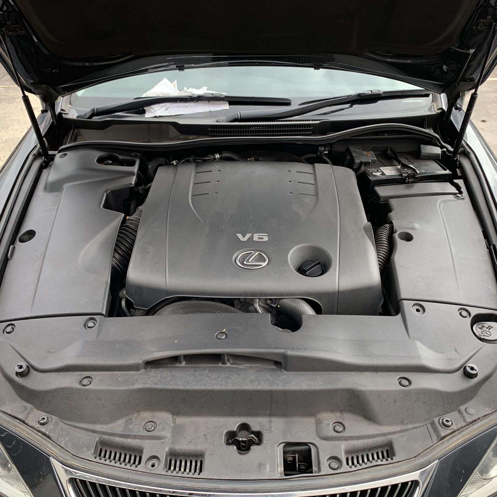 LEXUS IS250/IS250C, Engine, PETROL, 2.5, 4GR, IS250/IS250C, GSE20R, 11/05-12/14