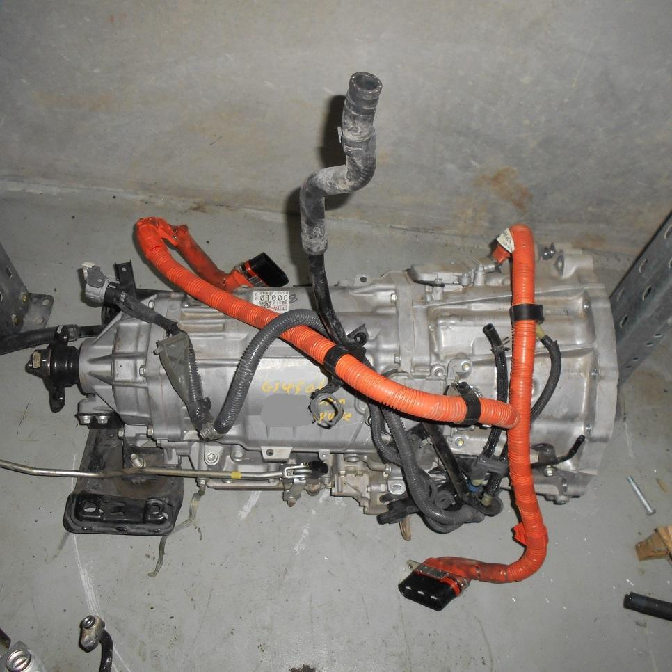 LEXUS GS, Trans/Gearbox, AUTO, PETROL, 3.5, 2GR, HYBRID, 190 SERIES, 03/05-12/11