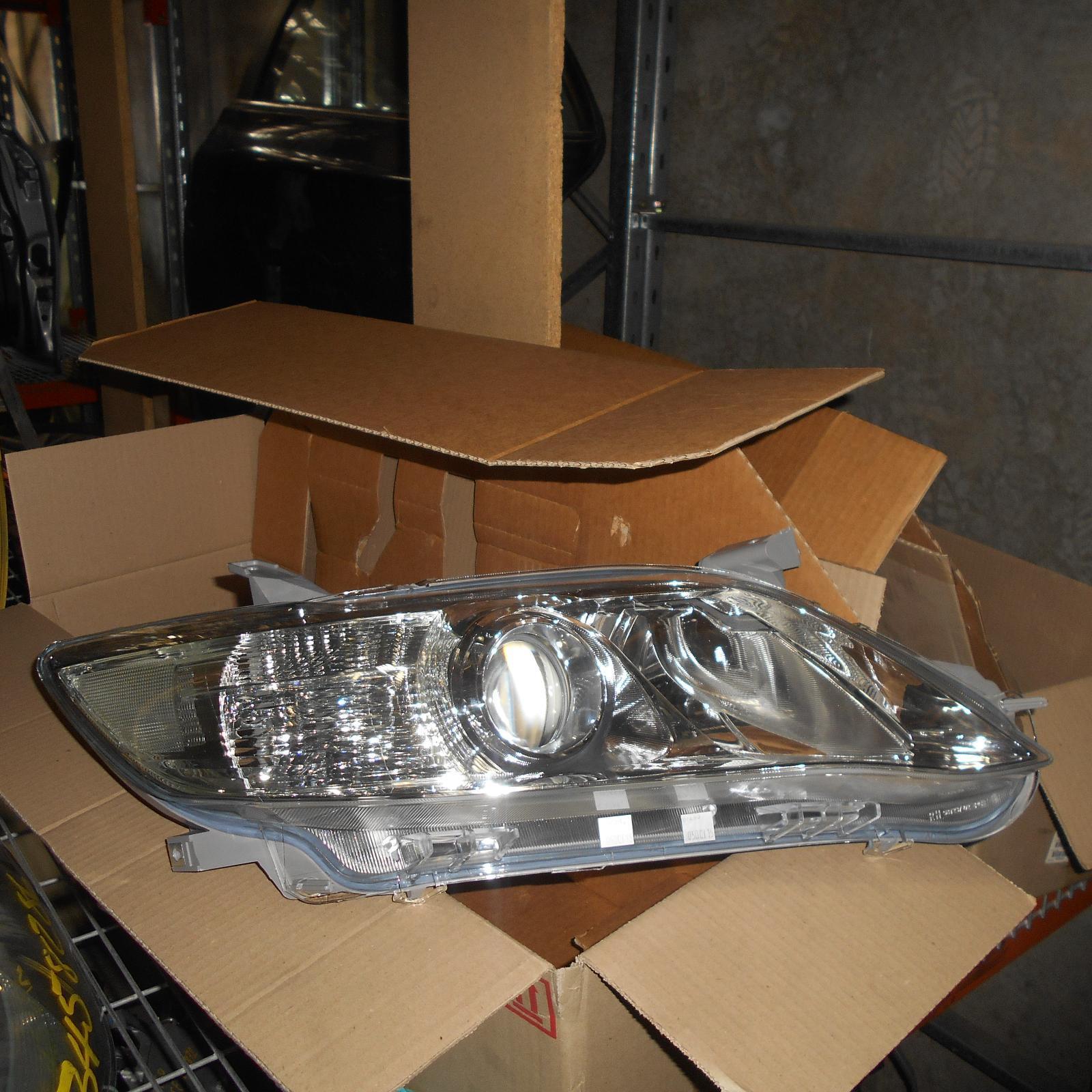 TOYOTA CAMRY, Right Headlamp, ACV40, ATEVA/ALTISE/GRANDE, 07/09-11/11