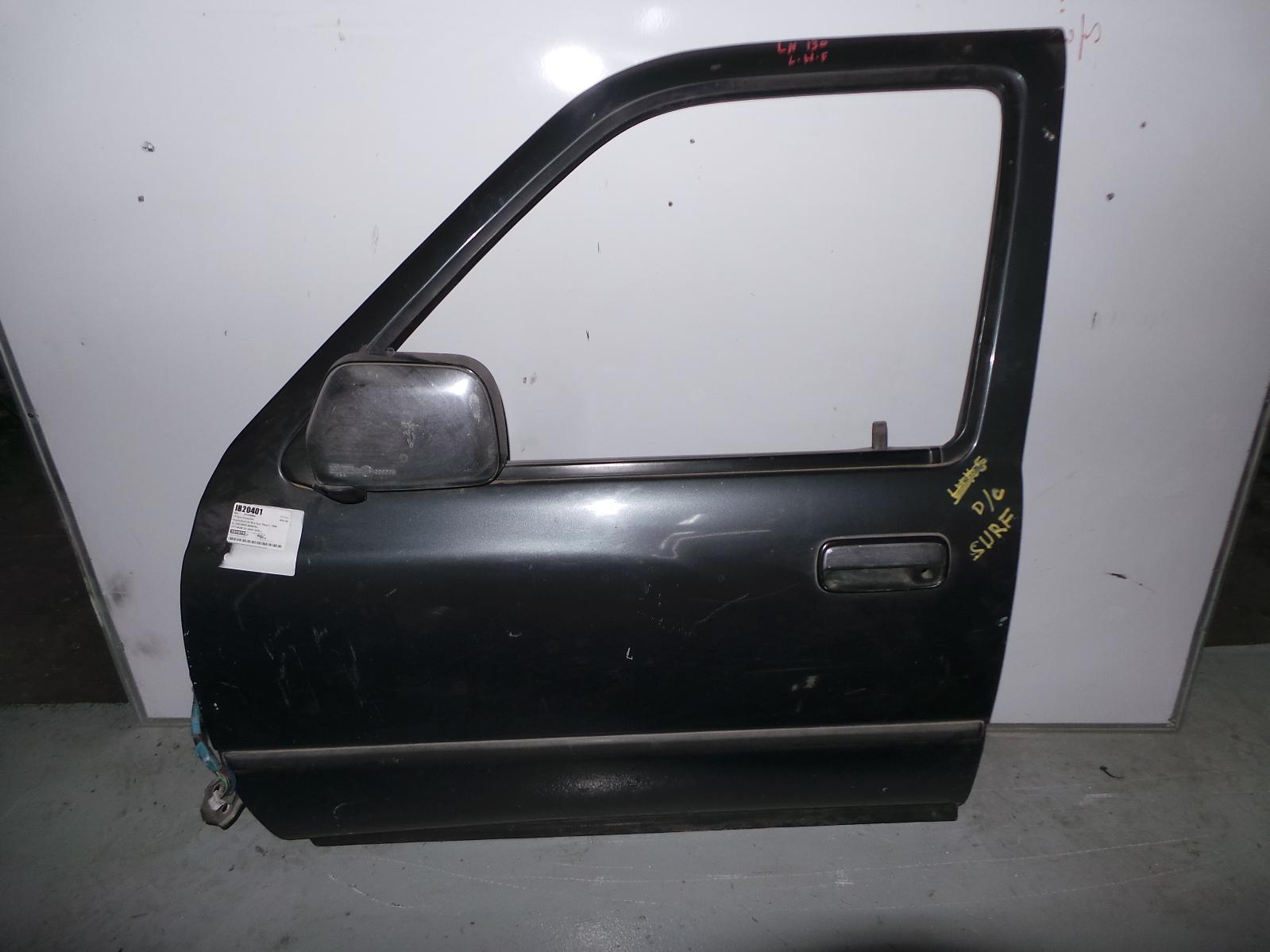 TOYOTA SURF, Left Front Door, N180, 95-02