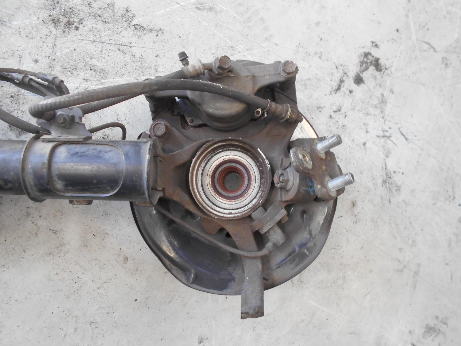 TOYOTA CAMRY, Left Front Hub Assembly, SK20, 2.2, 5S-FE, NON ABS TYPE, 08/97-08/02