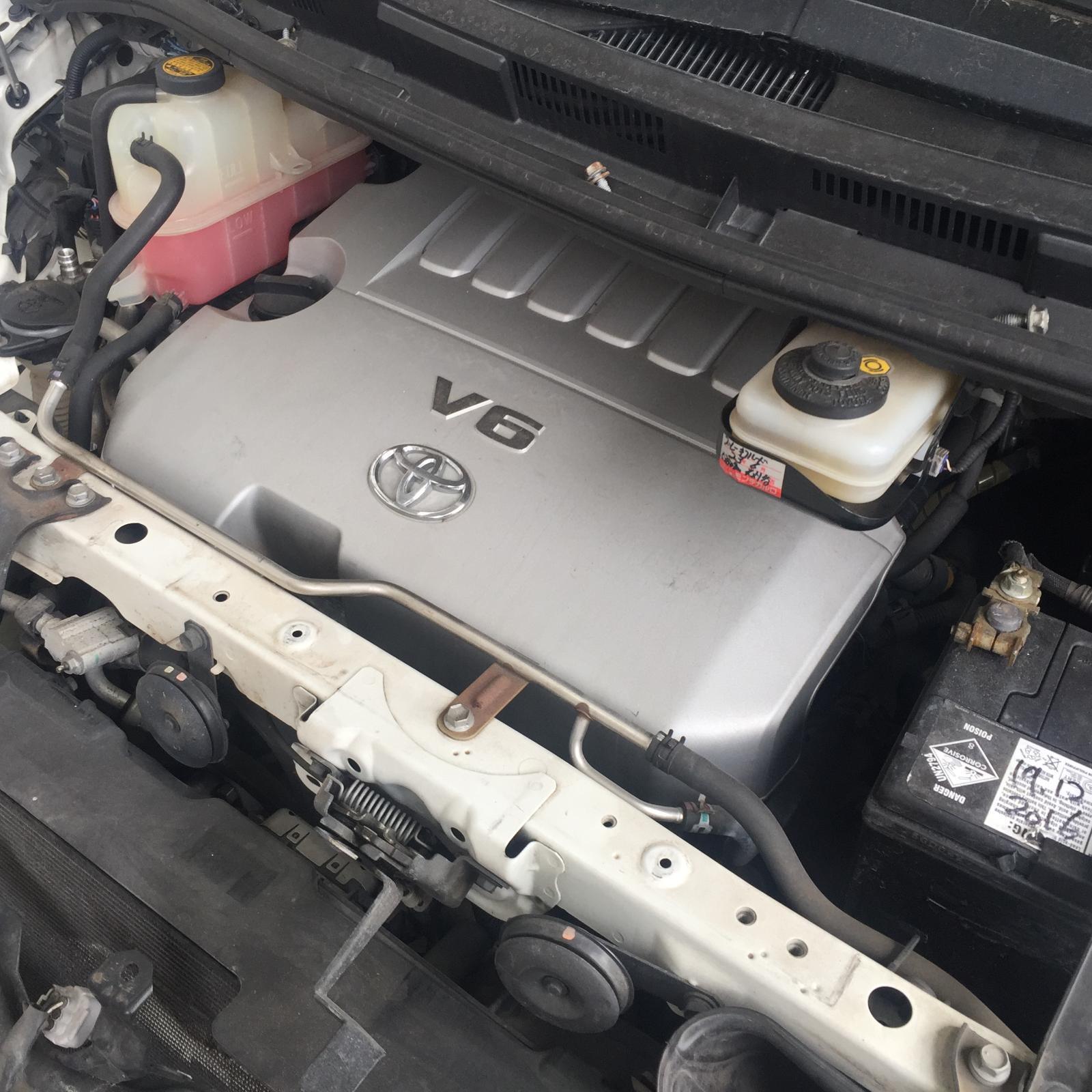 TOYOTA ESTIMA, Trans/Gearbox, AUTO, FWD, PETROL, 3.5, XR50, 05-