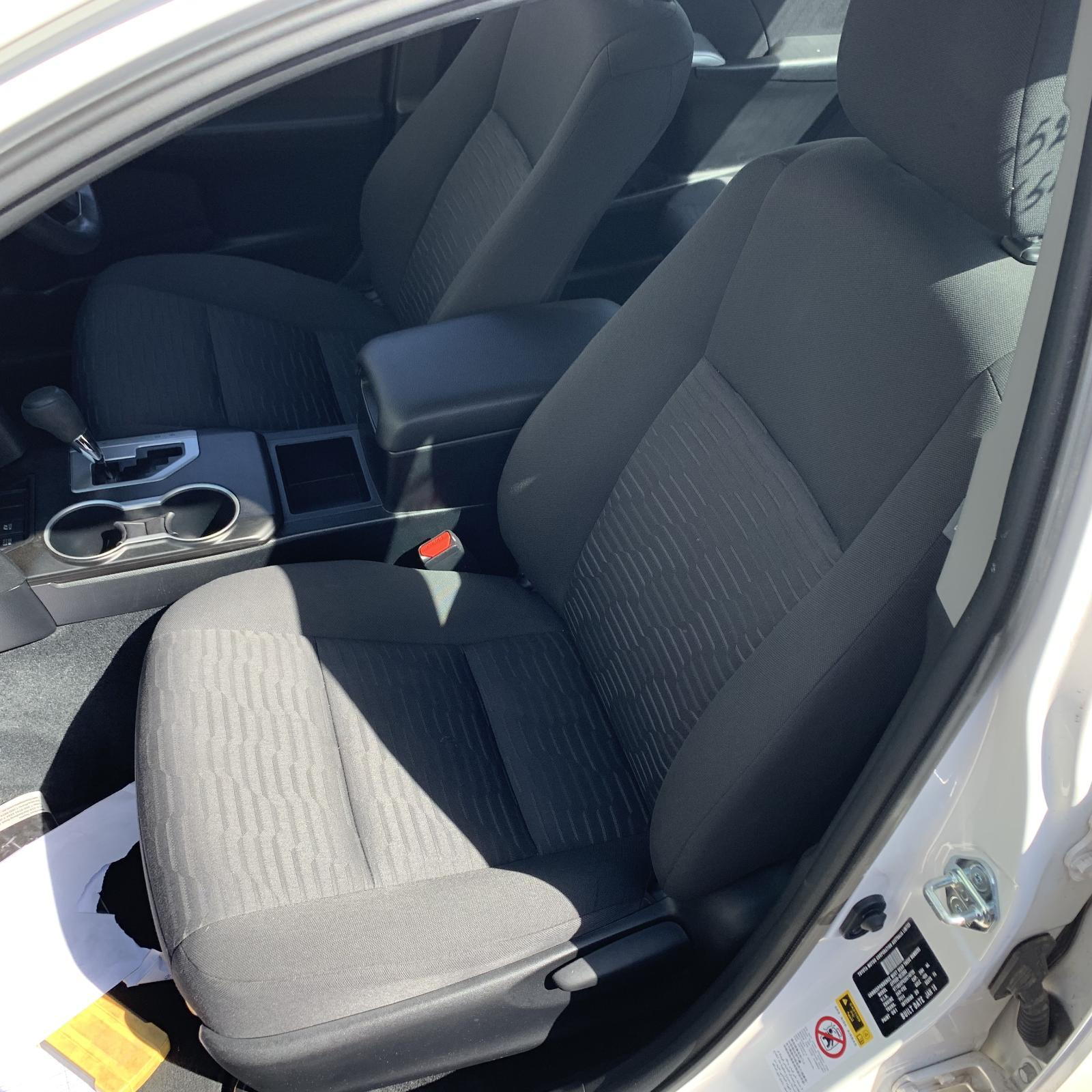 TOYOTA CAMRY, Front Seat, LH FRONT, CLOTH, ALTISE/RZ/ATARA R, ACV50, 12/11-10/17
