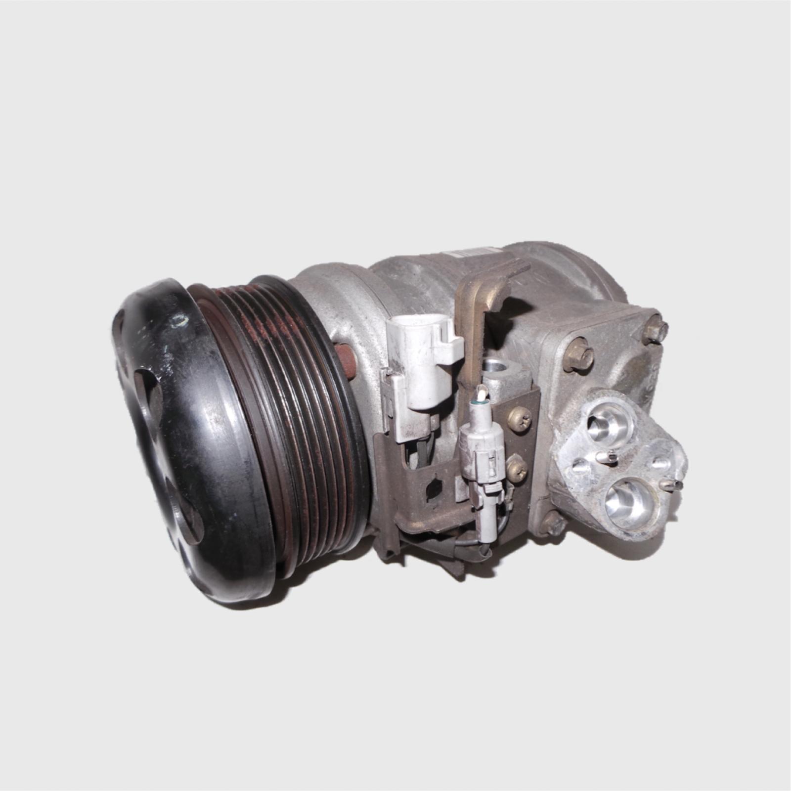 TOYOTA LANDCRUISER, A/C Compressor, 100 SERIES, 4.7, 2UZ-FE, PETROL, ND P/N 10PA20C, 01/98-10/07
