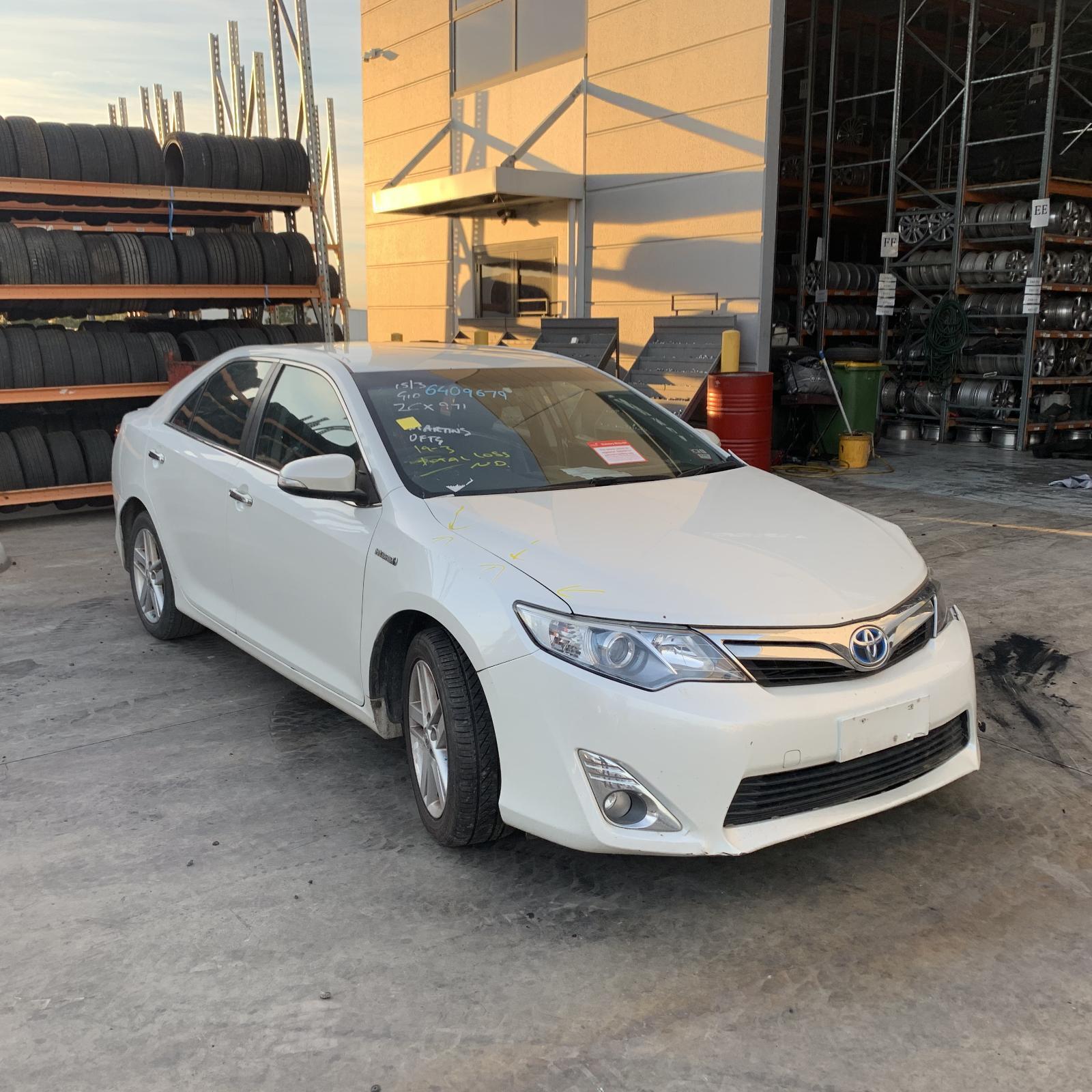 Toyota CAMRY HYBRID HL 2AR-FE 2.5L ENGINE AUTOMATIC FWD TRANSMISSION 12/11 - 05/15