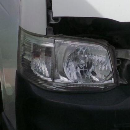 TOYOTA HIACE, Right Headlamp, TRH/KDH, LWB/SWB, 08/10-12/13
