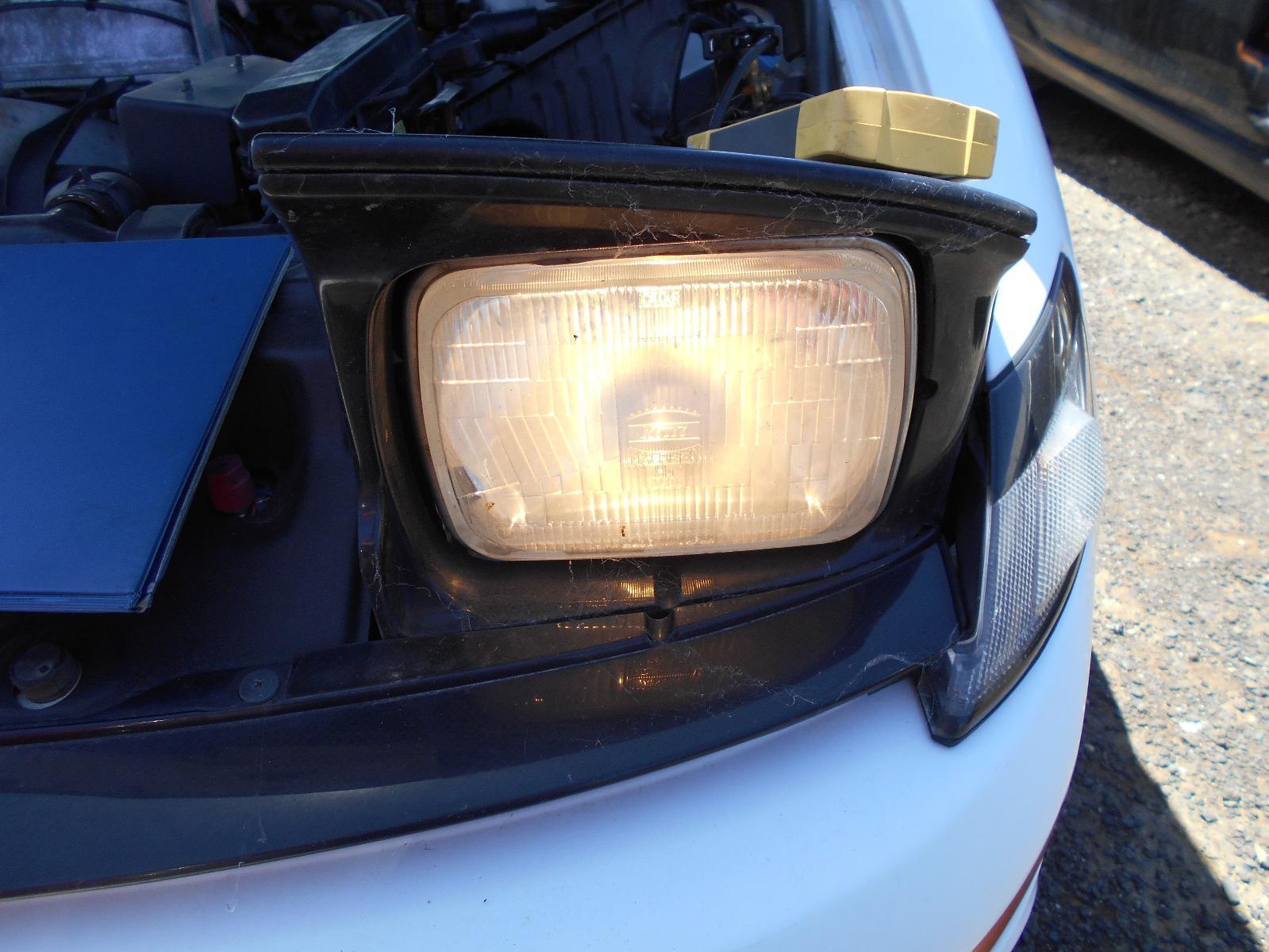 TOYOTA CELICA, Left Headlamp, ST184 12/89-02/94