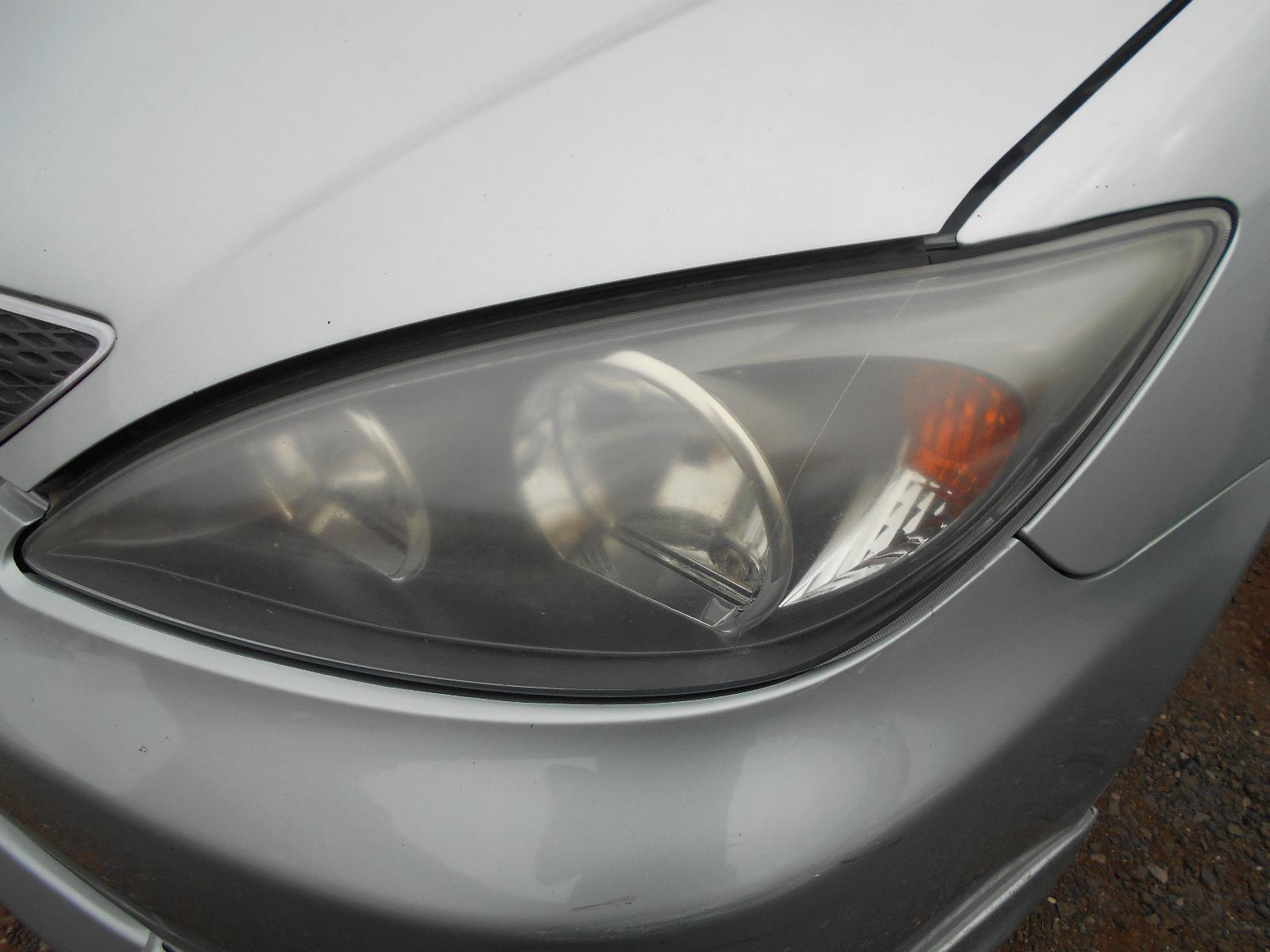 TOYOTA CAMRY, Left Headlamp, SK36, SPORTIVO, BLACK INSERT TYPE, 08/02-09/04