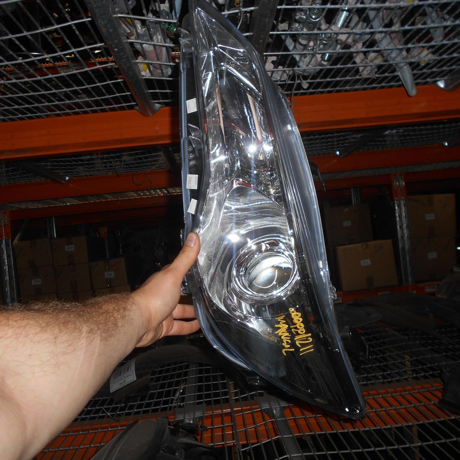 TOYOTA CAMRY, Left Headlamp, ACV50, ALTISE/ATARA S/ATARA SX, STANDARD TYPE, 05/15-10/17