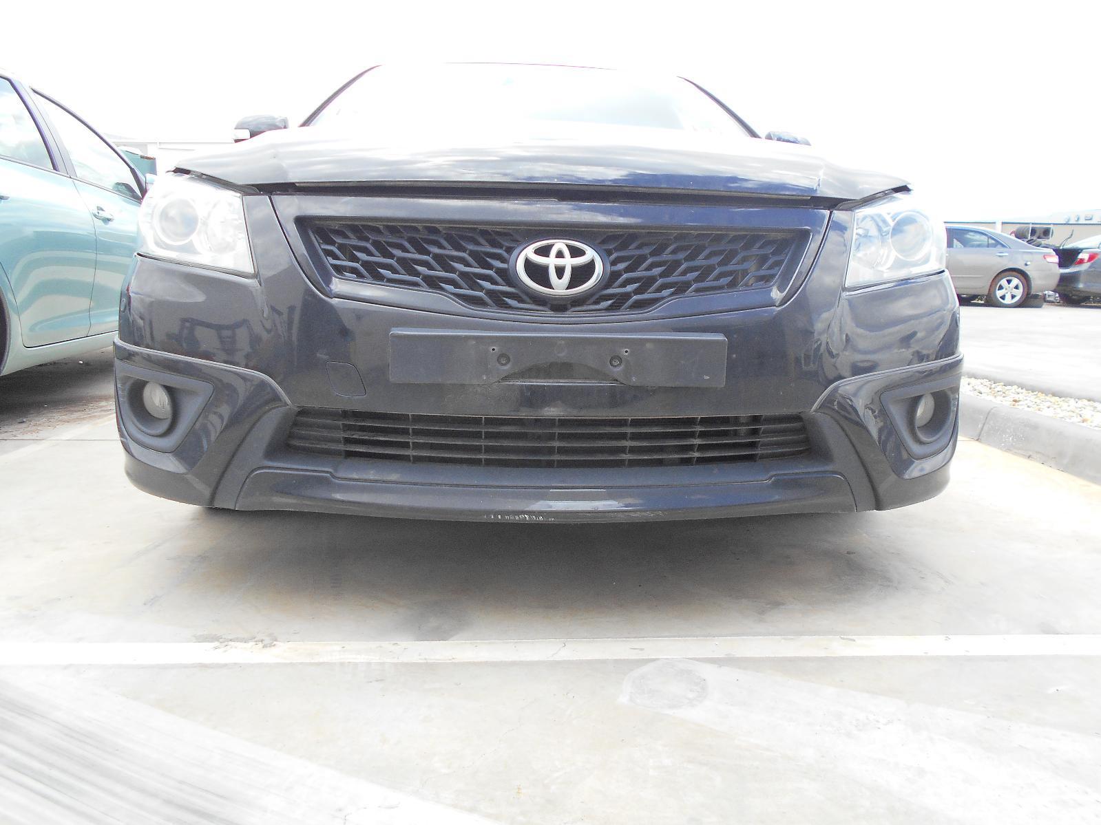 TOYOTA AURION, Front Bumper, GSV40R, SUIT W/ PARK SENSORS, 08/09-03/12