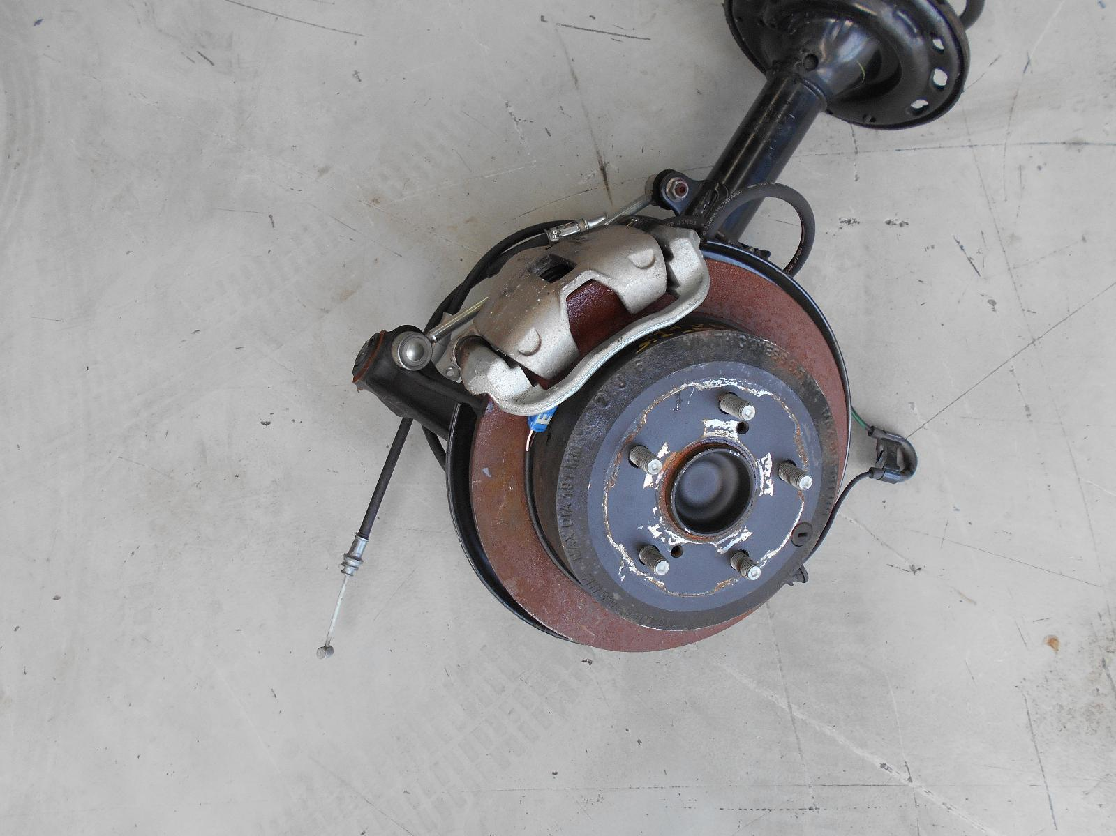 TOYOTA CAMRY, Right Rear Hub Assembly, ACV50, NON HYBRID TYPE, 12/11-10/17