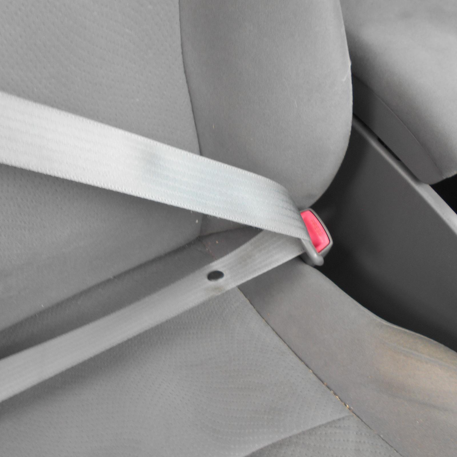 TOYOTA PRIUS, Seatbelt/Stalk, RH FRONT, SEAT BELT ONLY, ZVW30R, 07/09-12/15