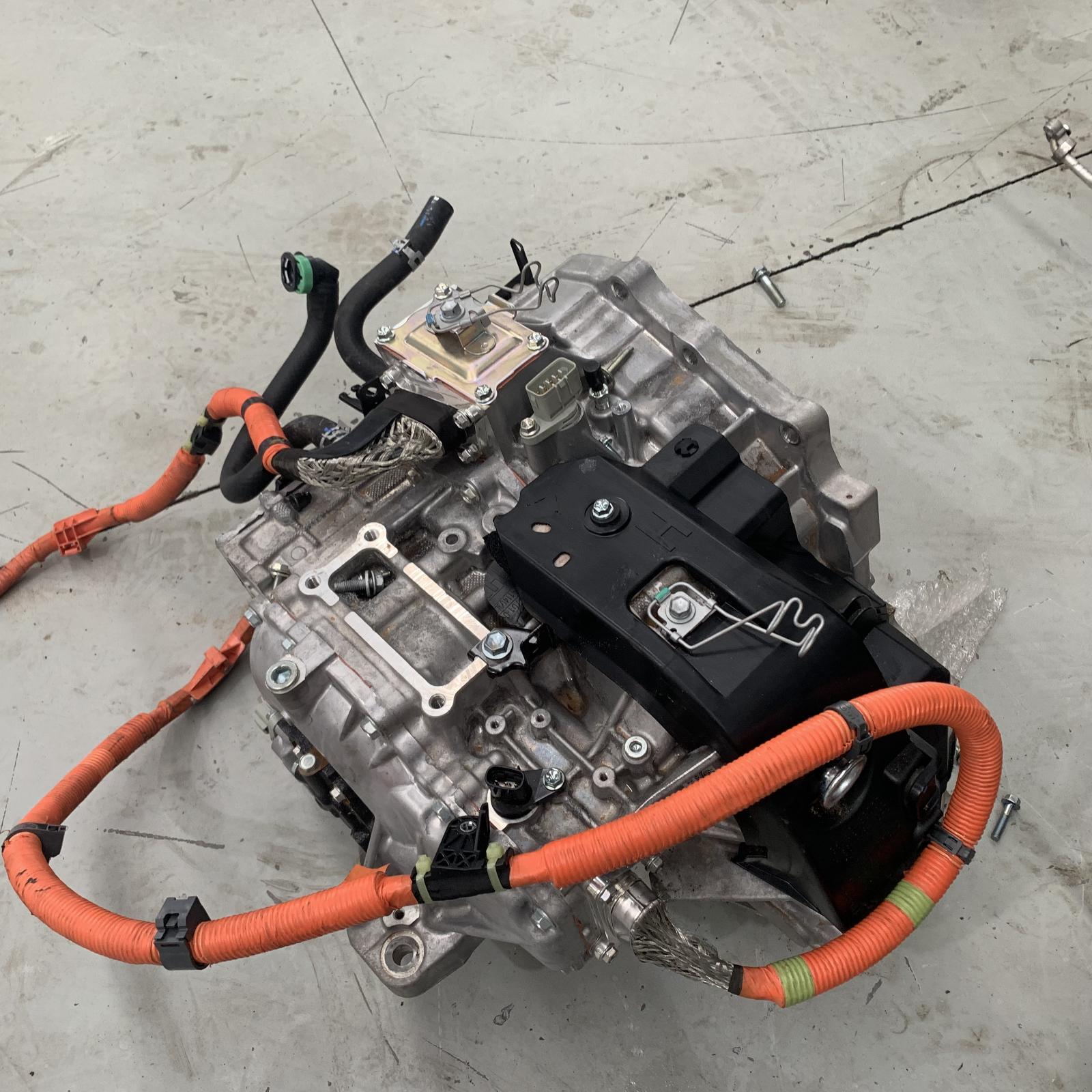 TOYOTA CAMRY, Trans/Gearbox, AUTO, PETROL, 2.5, 2AR-FXE, HYBRID, AVV50, 03/12-10/17