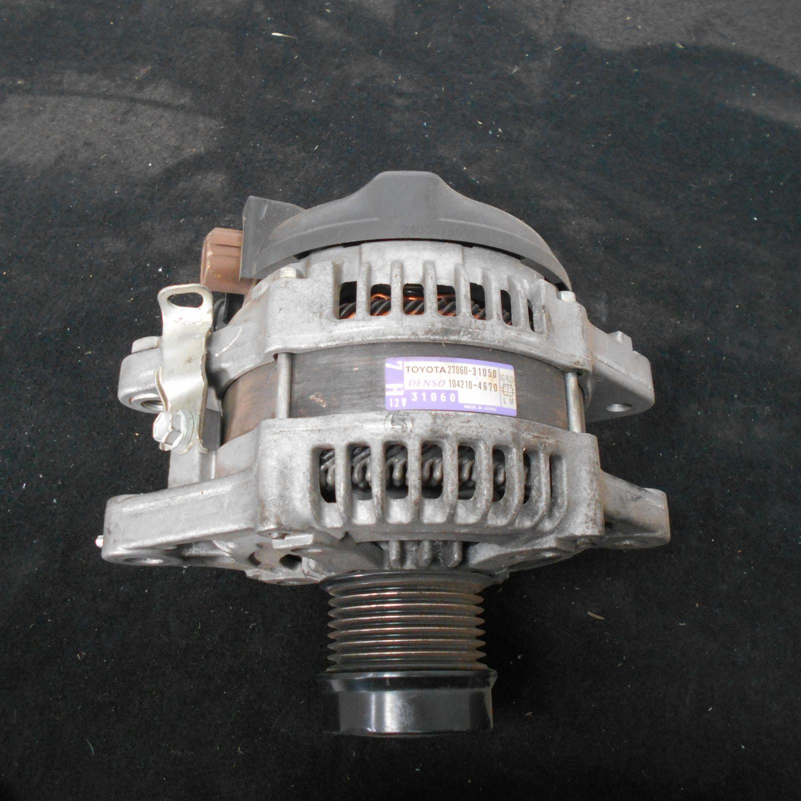 LEXUS GS, Alternator, PETROL, 3.0, 3GR, 190 SERIES, 03/05-12/11