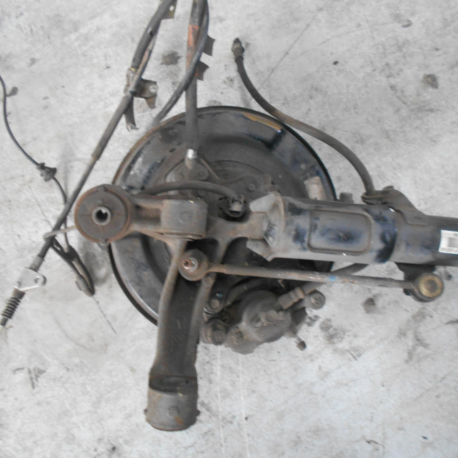 LEXUS ES300, Right Rear Hub Assembly, MCV30, ABS TYPE, 10/01-12/05
