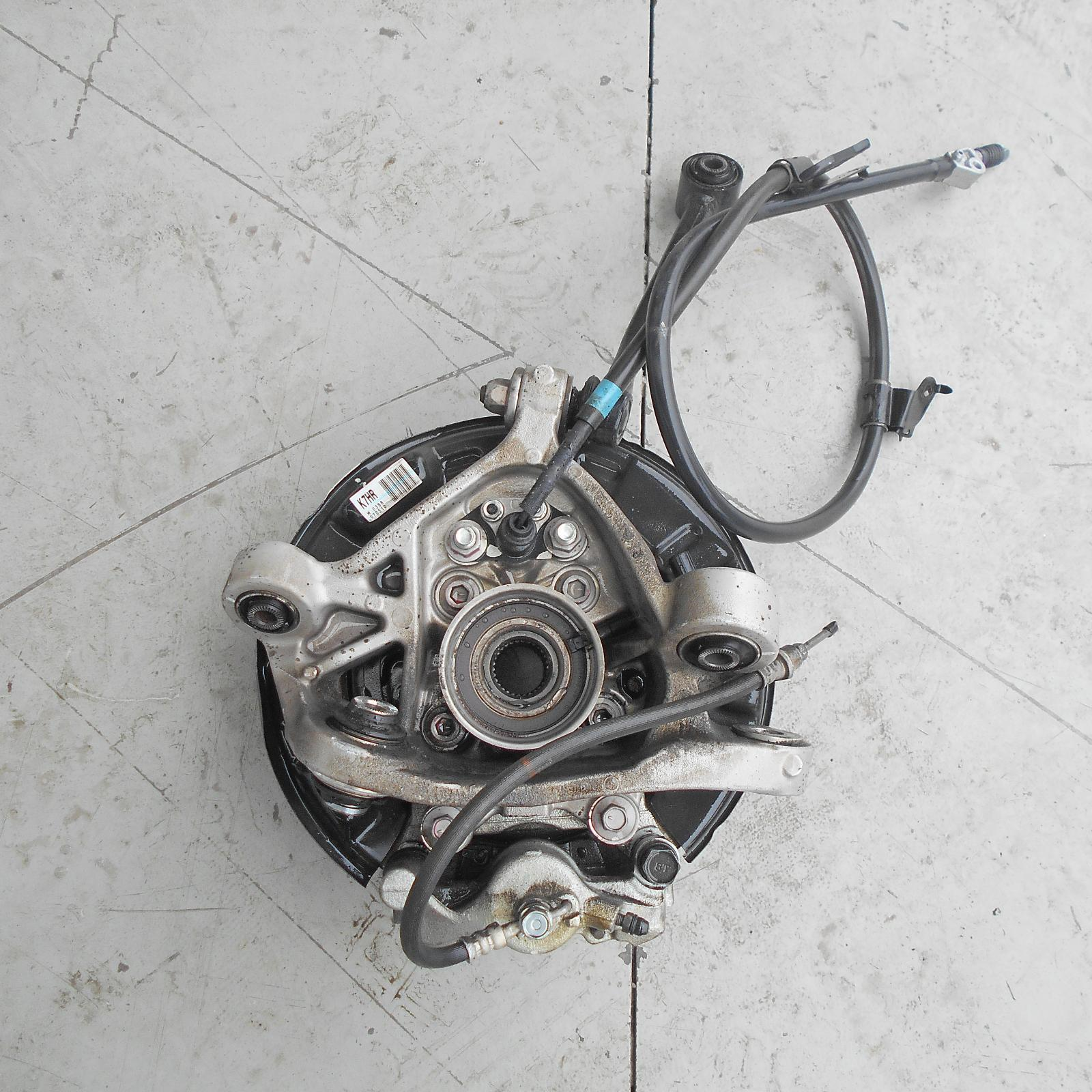 LEXUS IS250/IS250C, Right Rear Hub Assembly, GSE20R 11/05-07/13