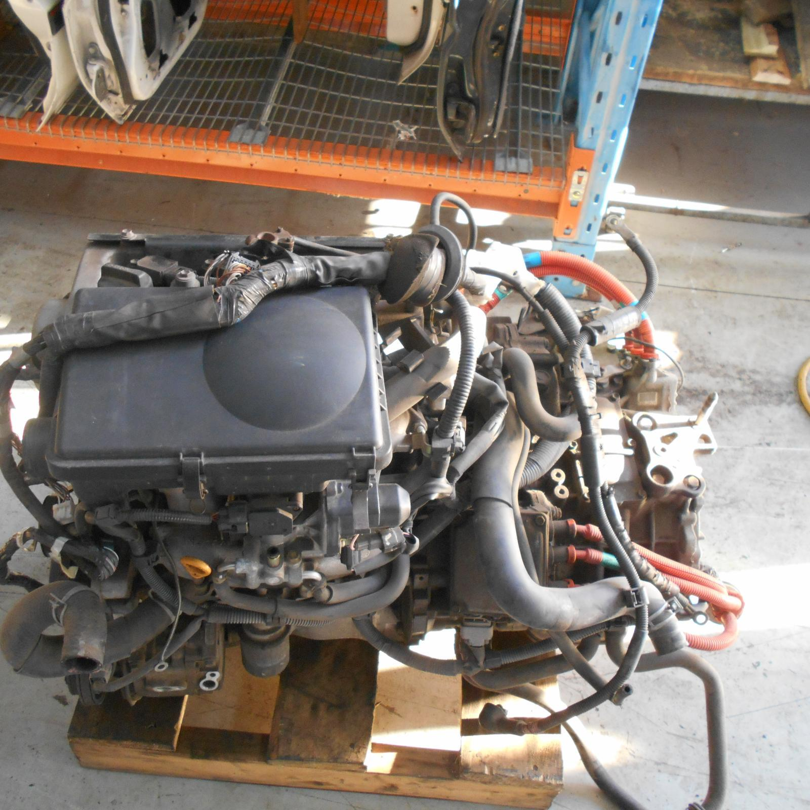 TOYOTA PRIUS, Engine, PETROL, 1.5, 1NZ-FXE, NHW11R, 10/01-09/03