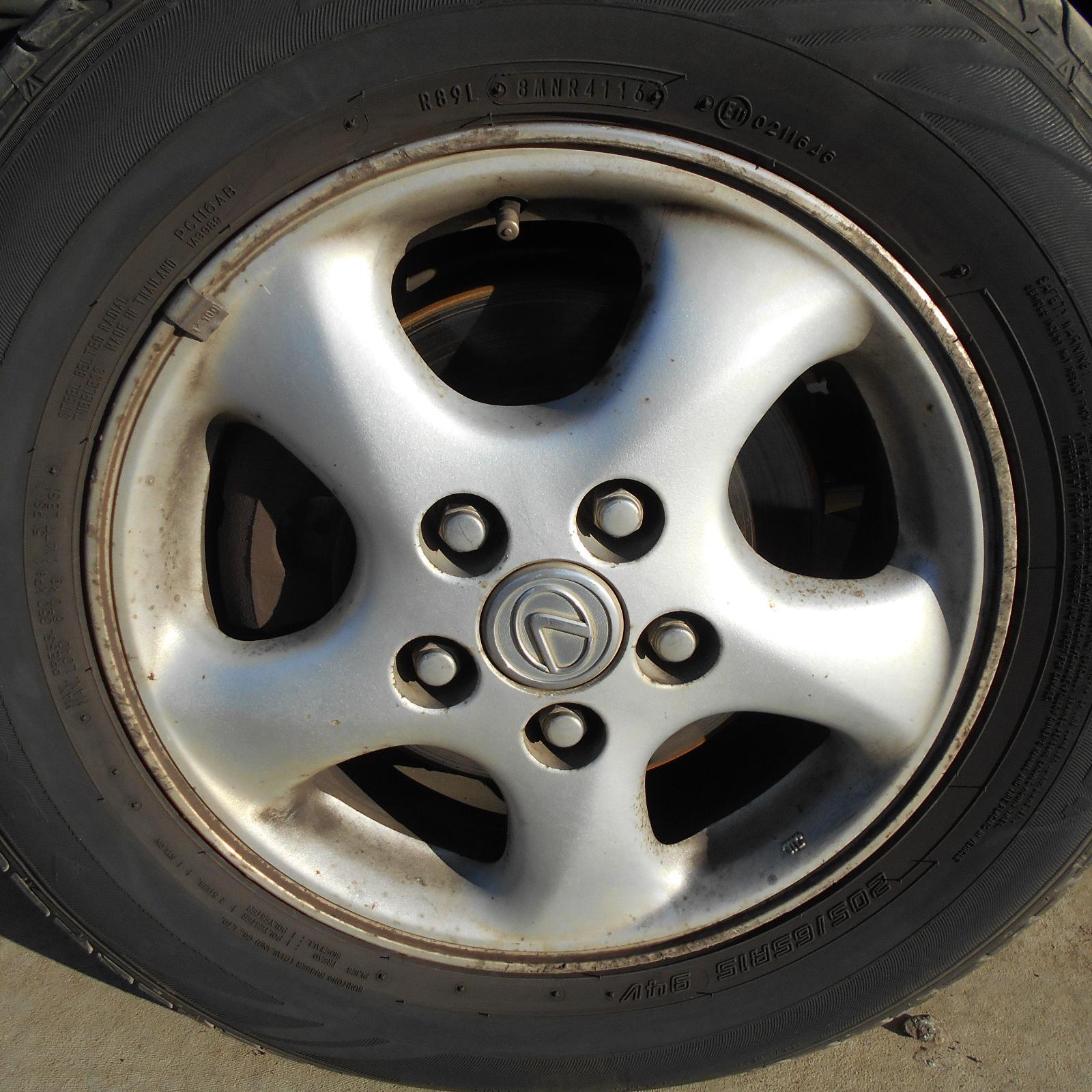 LEXUS ES300 (92-05), Wheel Mag, XV20, 10/96-10/01
