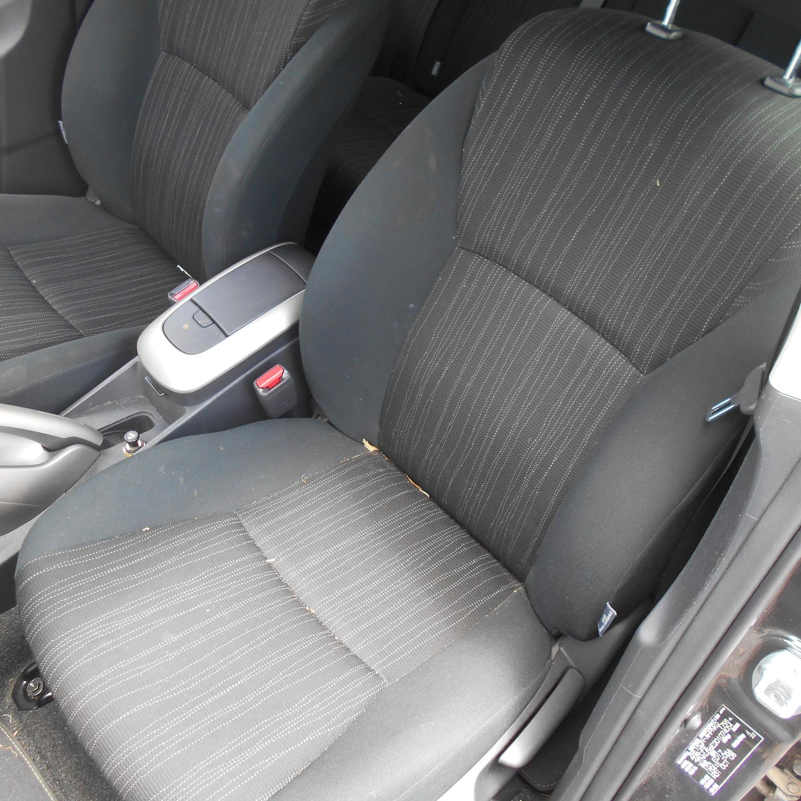 TOYOTA COROLLA, Front Seat, LH FRONT, ZRE152/153R, W/ AIRBAG TYPE, 03/07-10/13