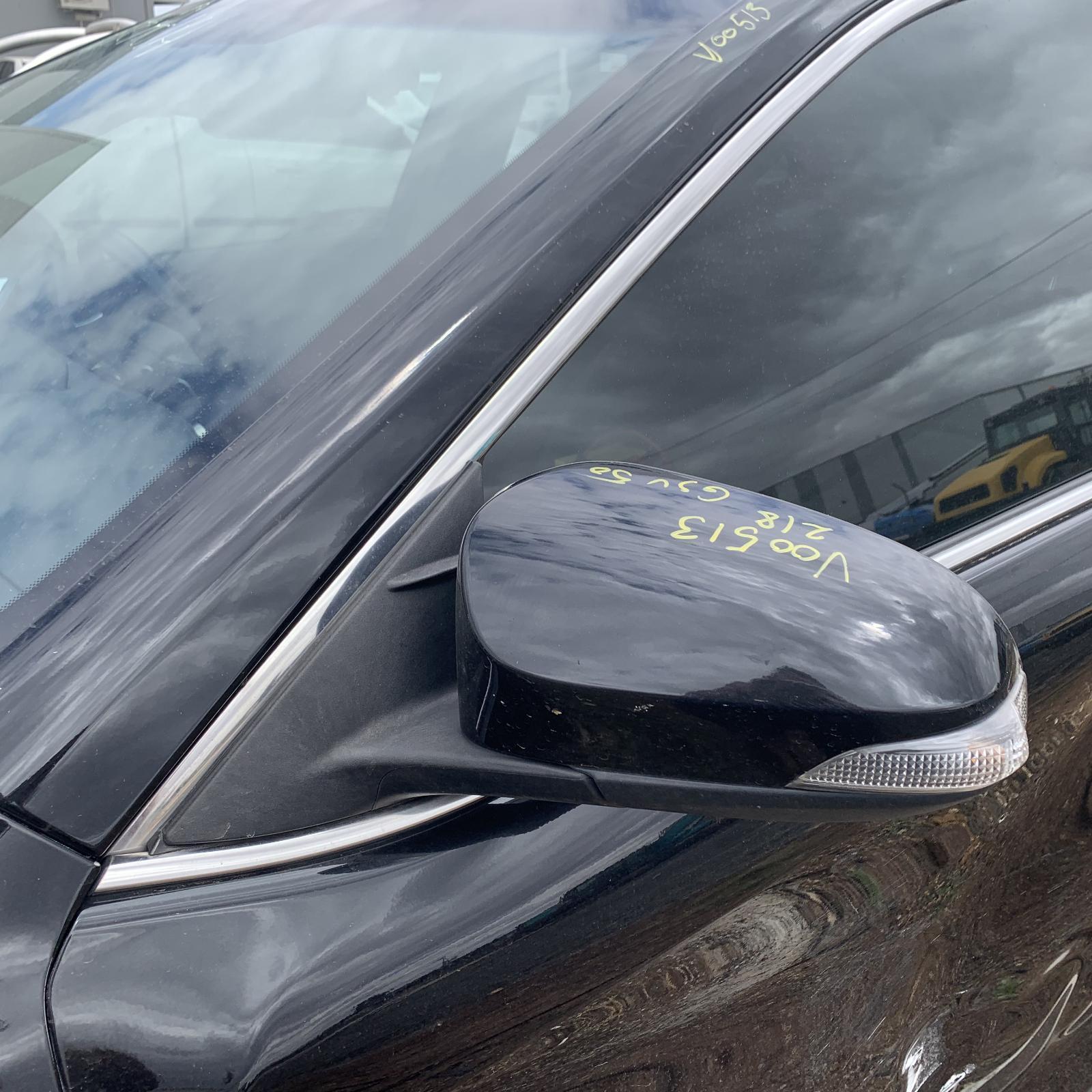 TOYOTA AURION, Left Door Mirror, GSV50R, PRESARA/SPORTIVO ZR6, W/ AUTO DIP & BLIND SPOT TYPE, 02/12-05/15