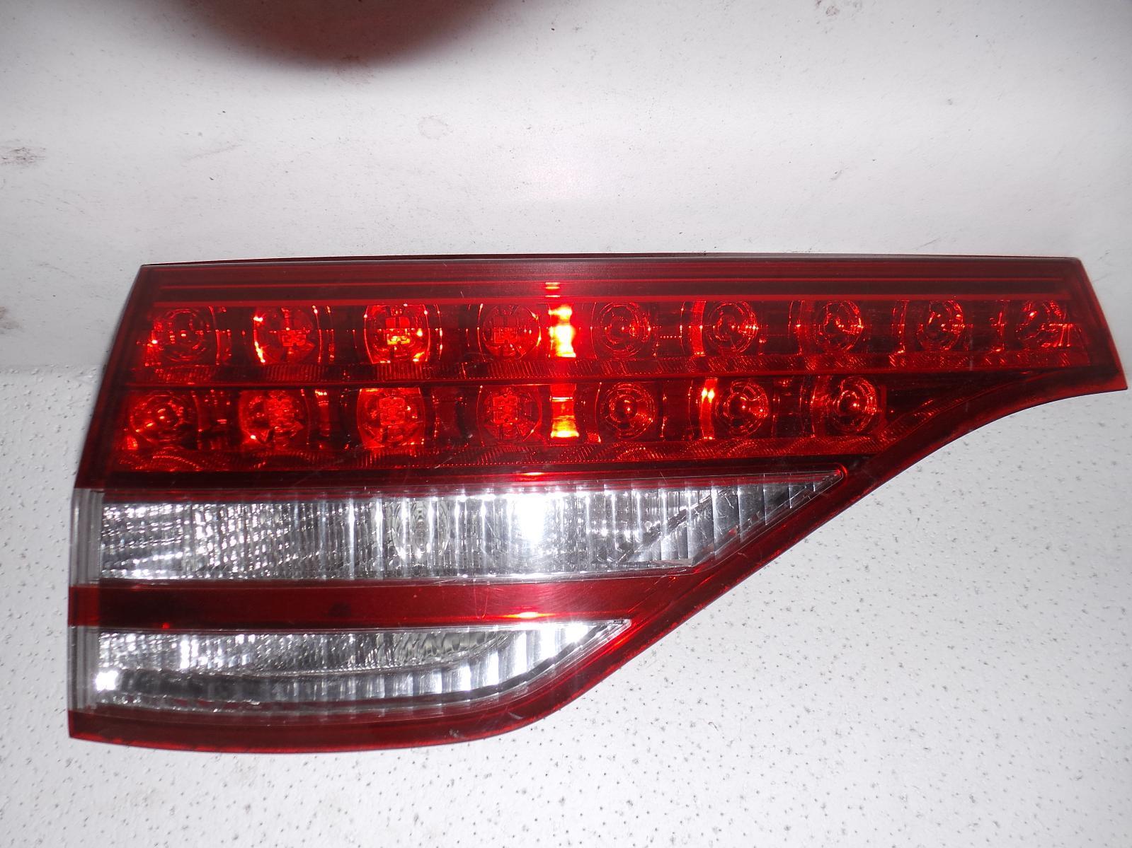 TOYOTA TARAGO, Rear Garnish, TAILGATE LAMP (LH SIDE), ACR50R, 03/06-12/08