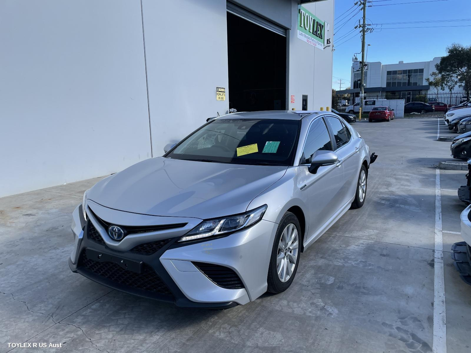 Toyota CAMRY ASCENT SPORT HYBRID 2.5L Engine Automatic FWD Transmission 09/17 - Current
