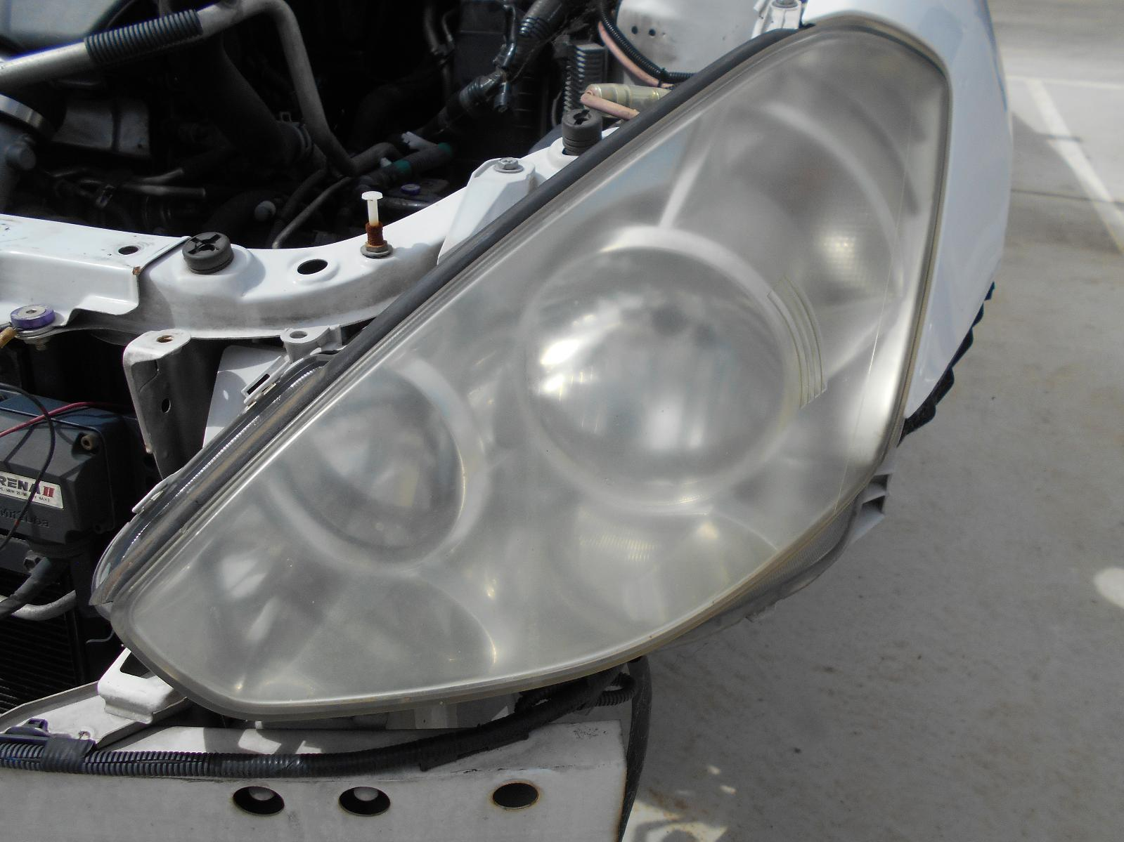 TOYOTA CALDINA, Left Headlamp, T240 02-07 (IMPORT)