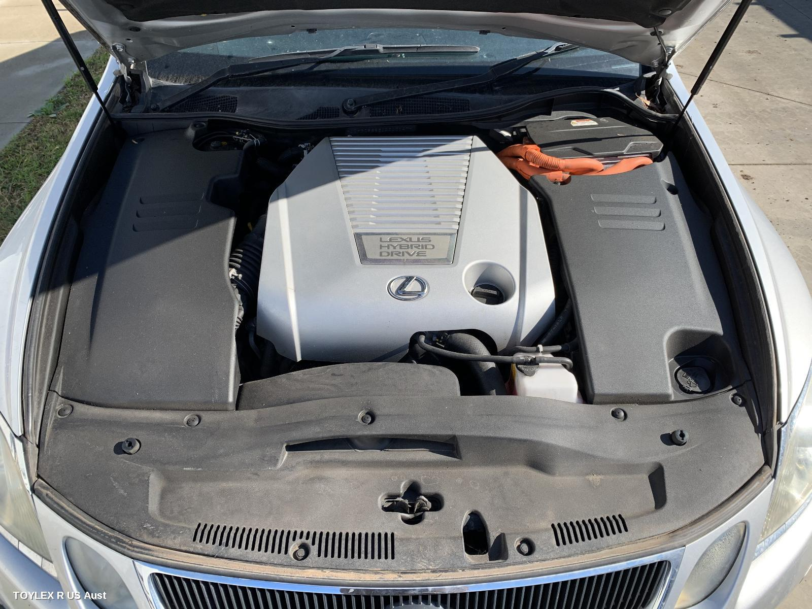 LEXUS GS, Engine, PETROL, 3.5, 2GR, HYBRID, 190 SERIES, 03/05-12/11