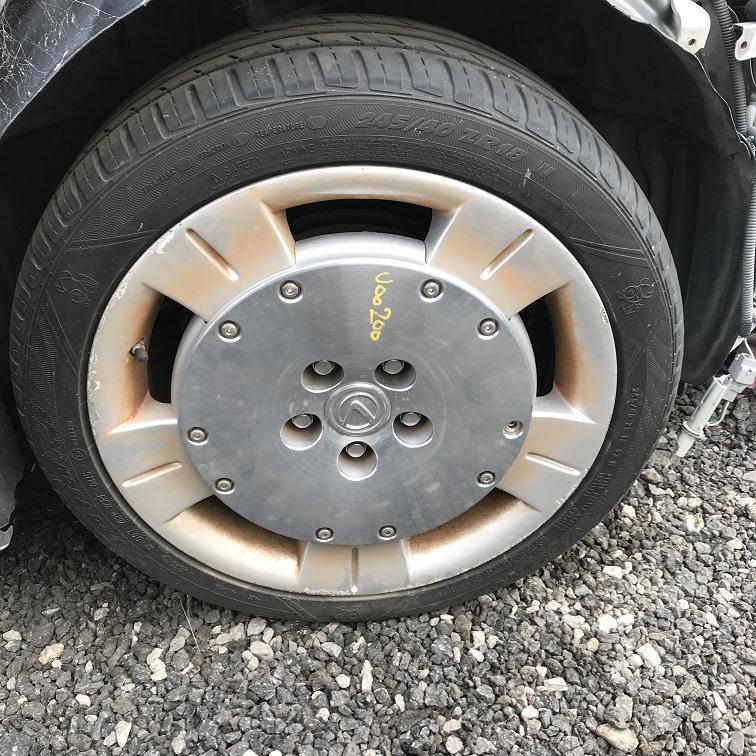 LEXUS SC430, Wheel Mag, UZZ40R 10/01-08/10