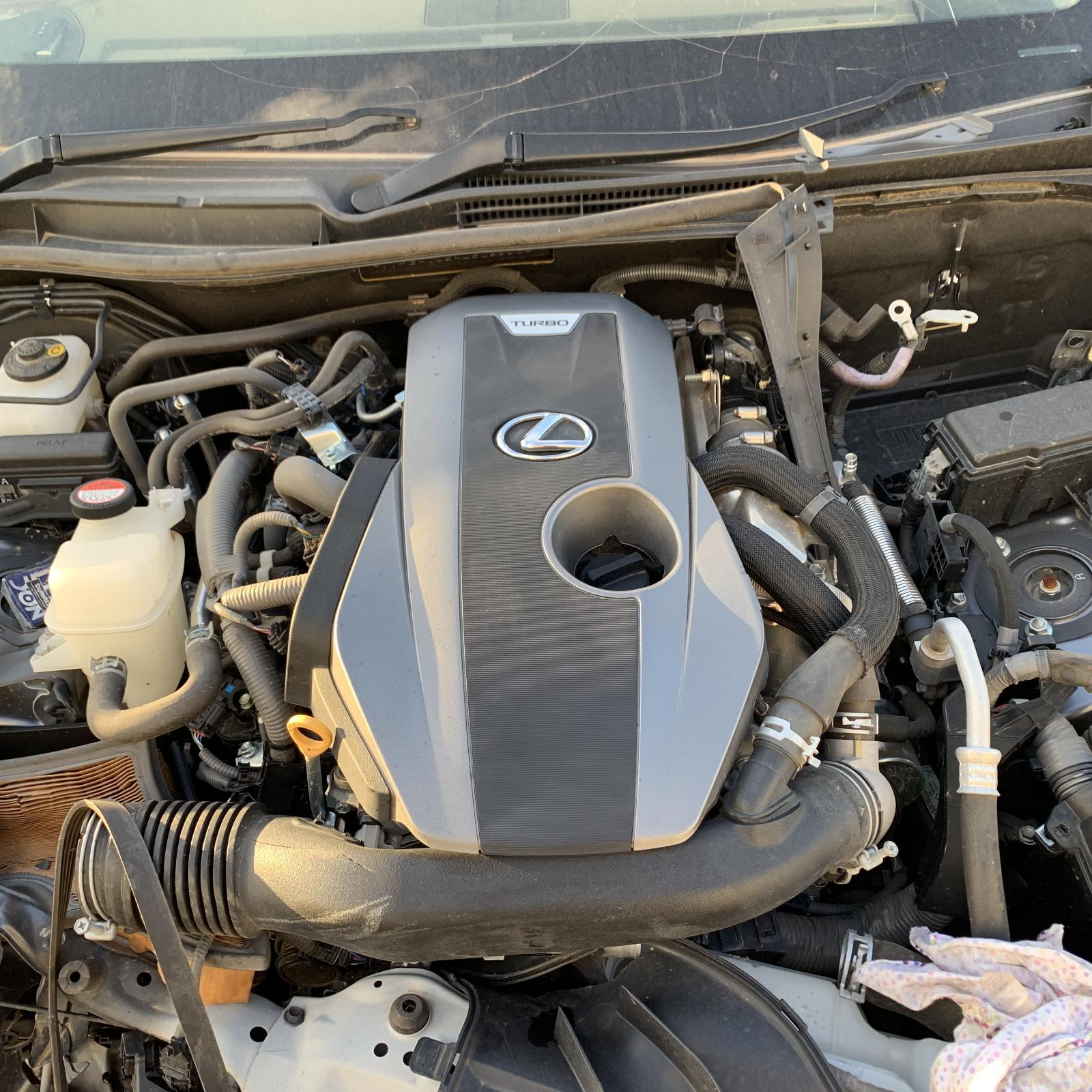 LEXUS IS SERIES, Engine, IS200t, PETROL, 2.0, 8AR-FTS, TURBO, ASE30R, 09/15-