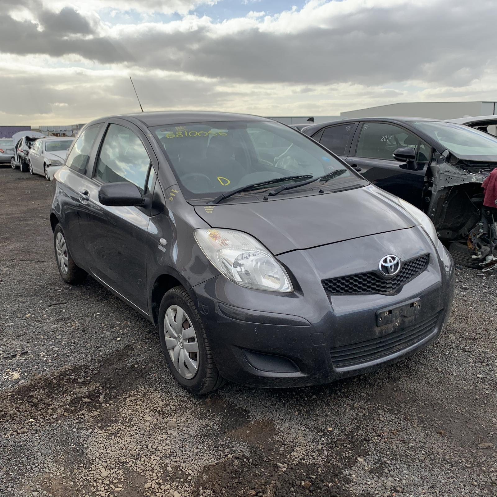 Toyota YARIS NCP90R YR 2NZ-FE 1.3L Engine Automatic FWD Transmission 10/05 - 10/11