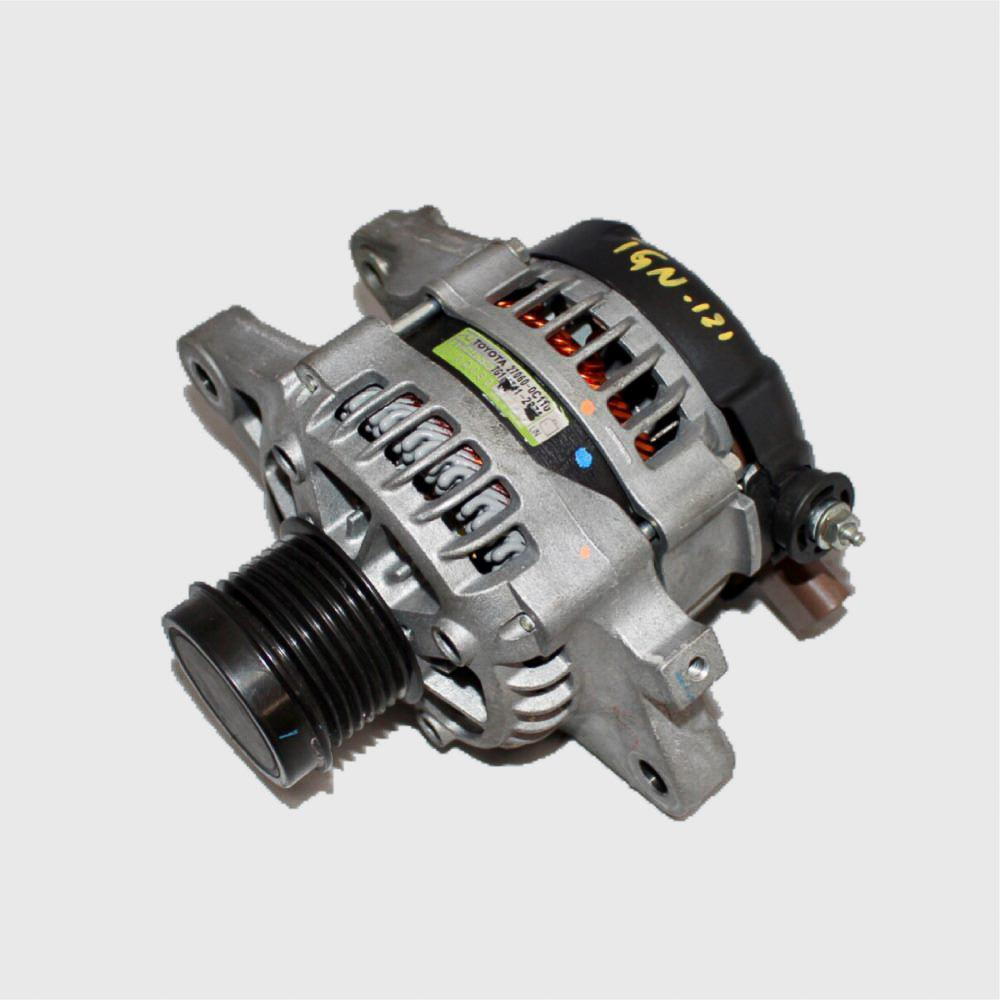 TOYOTA HILUX, Alternator, PETROL, 2.7, 09/15-