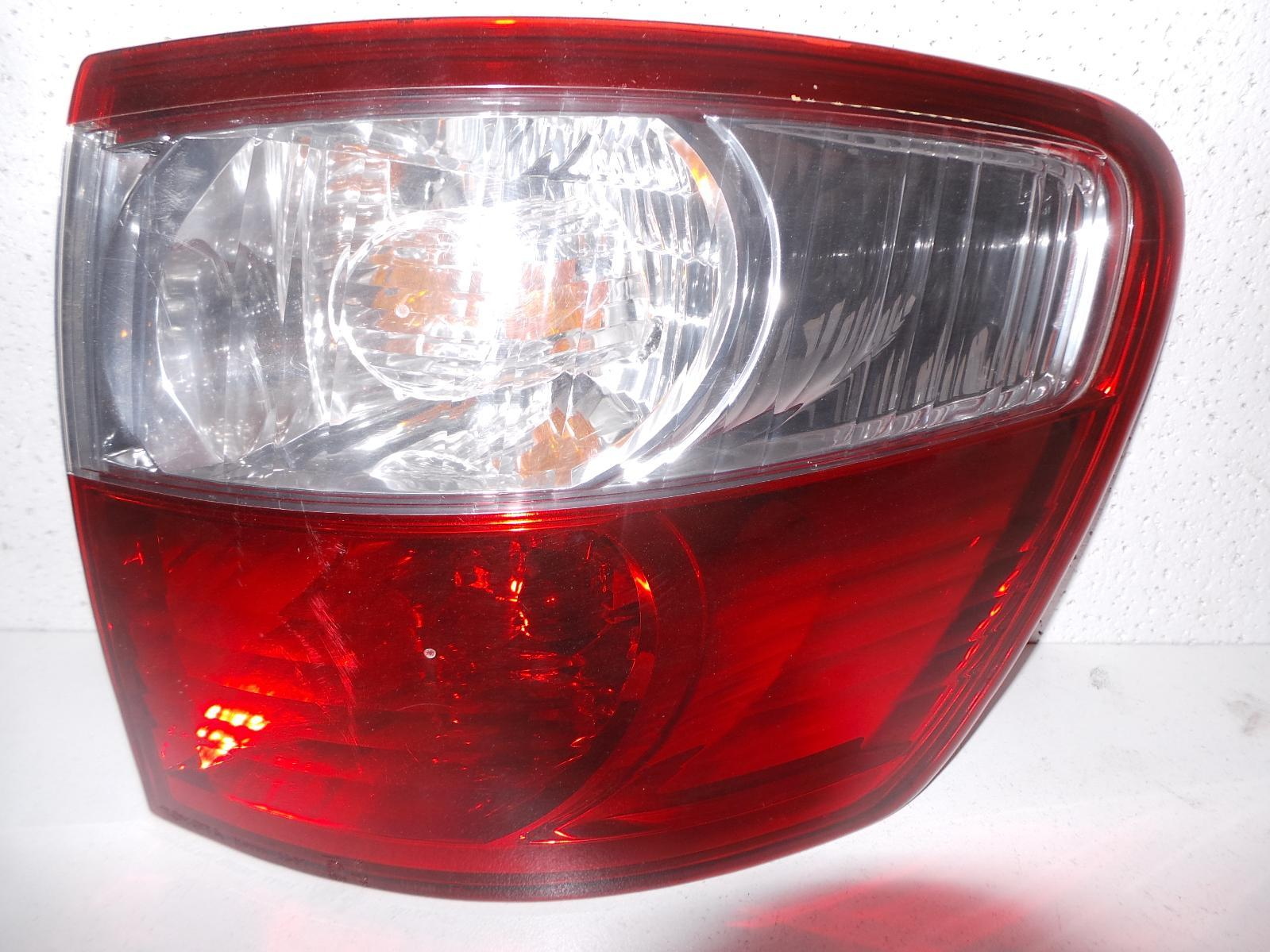 TOYOTA AVENSIS, Right Taillight, ACM21R, 12/03-12/10