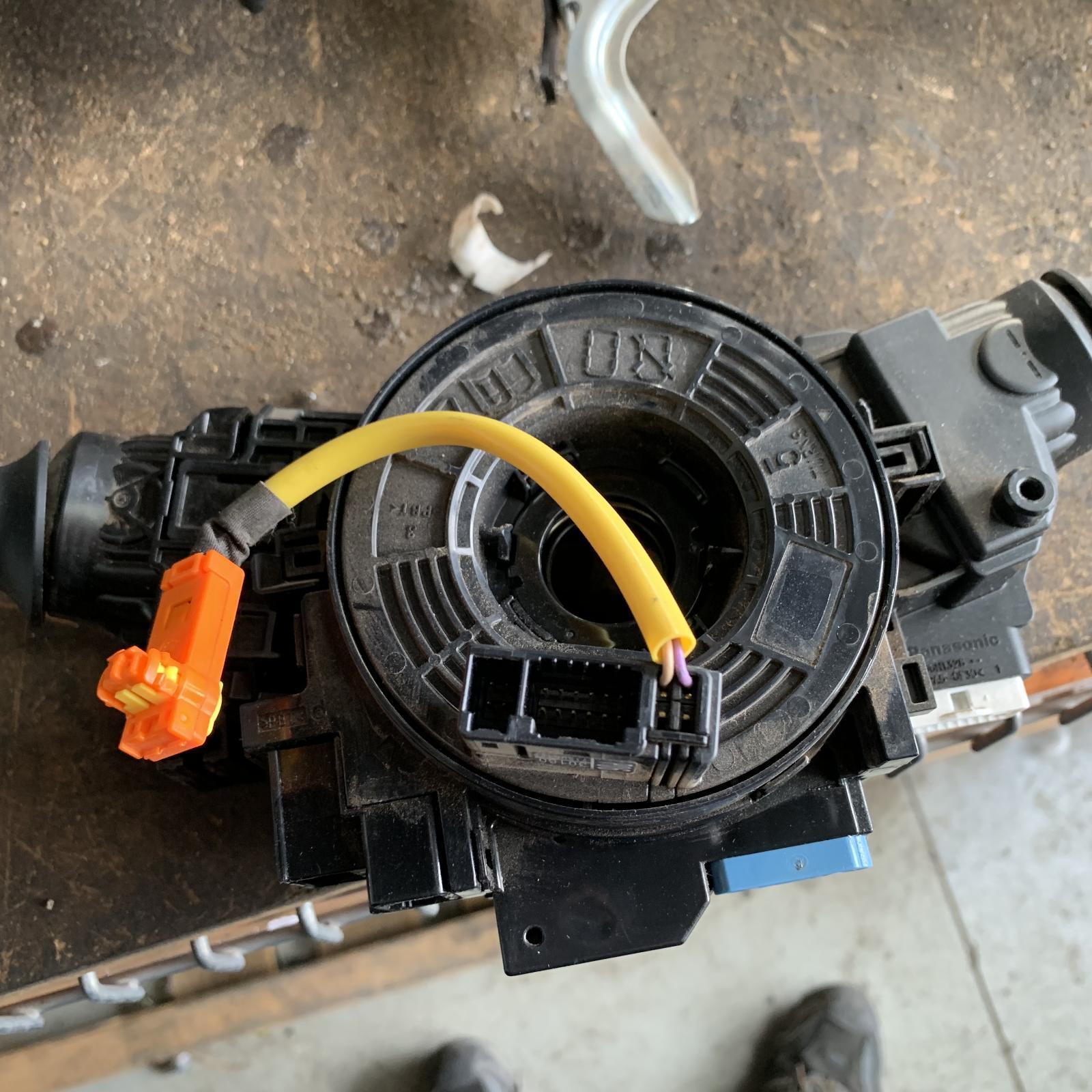 TOYOTA CAMRY, Airbag Module/Sensor, CLOCKSPRING, ASV50/AVV50, 12/11-10/17