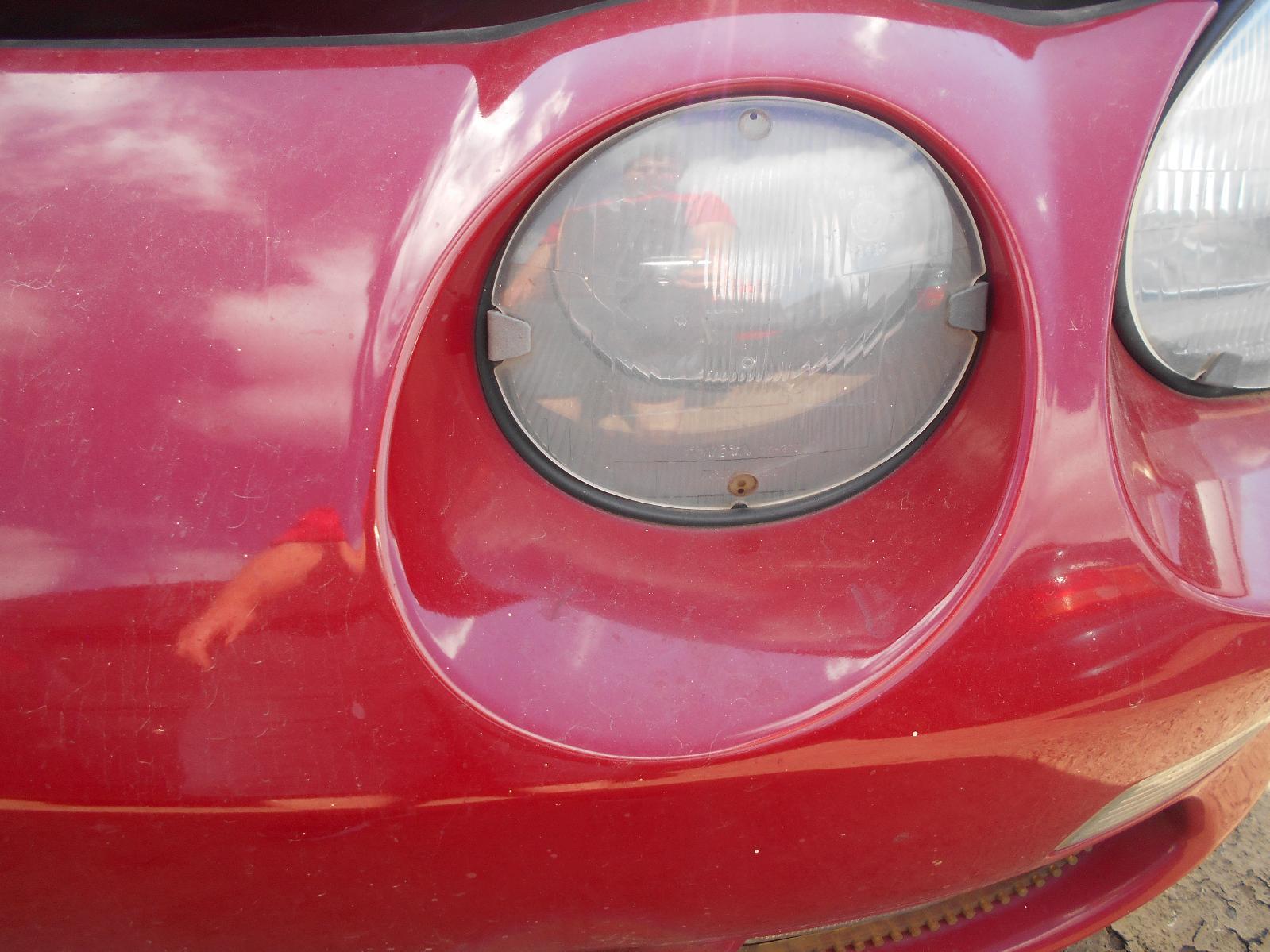 TOYOTA CELICA, Left Headlamp, ST204, INNER, 07/93-11/99